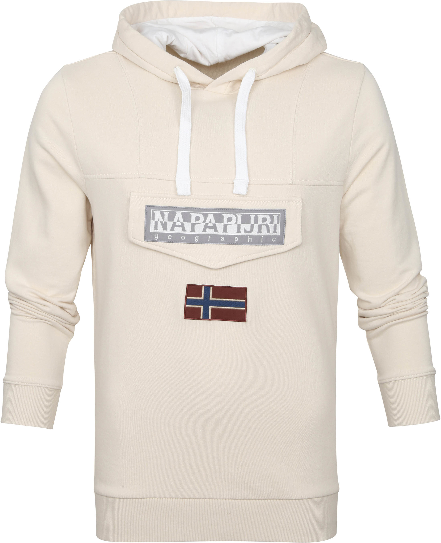 Napapijri Burgee Sweater Off-White