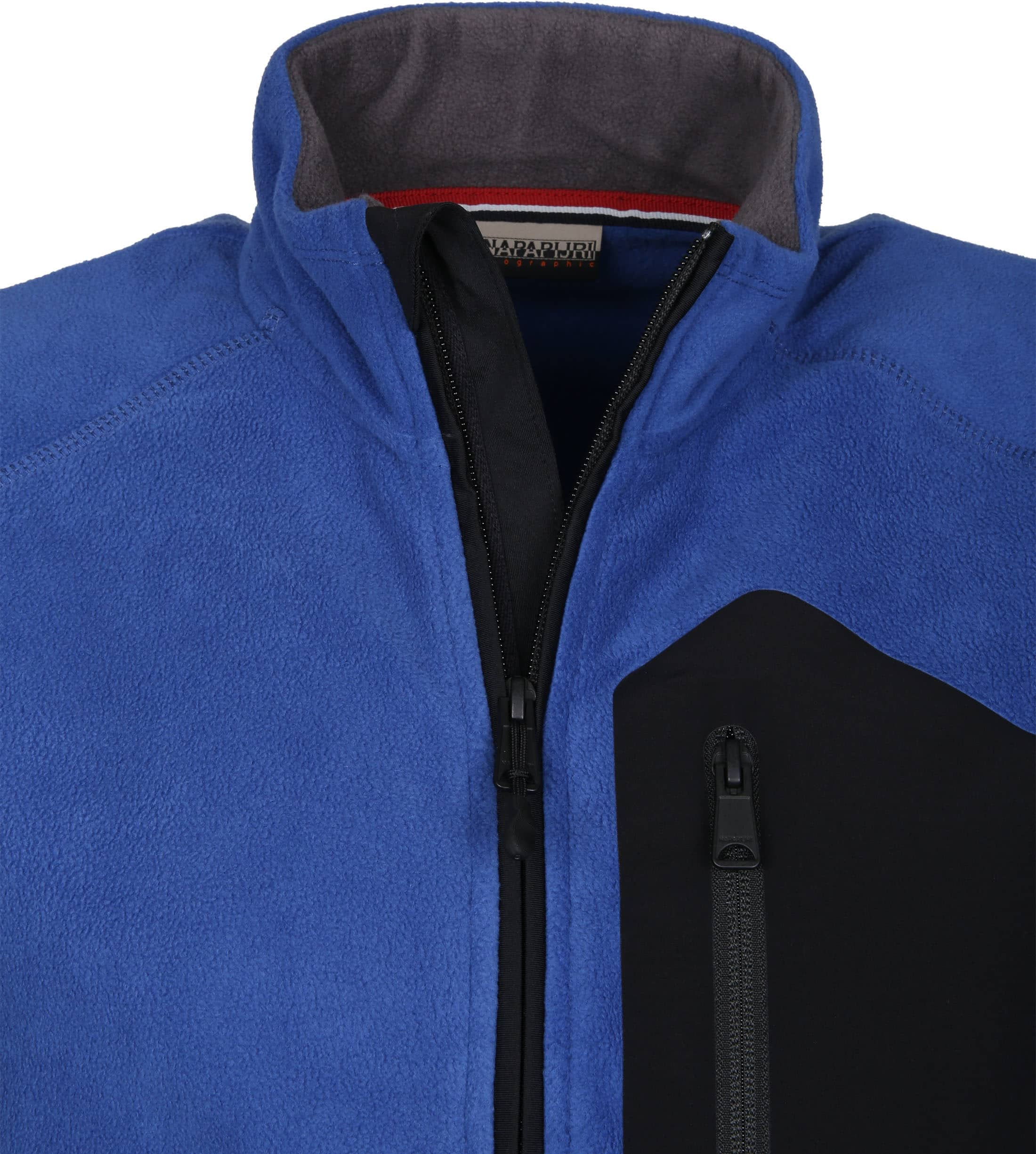 Napapijri Fleece Vest Tambo Kobalt foto 1