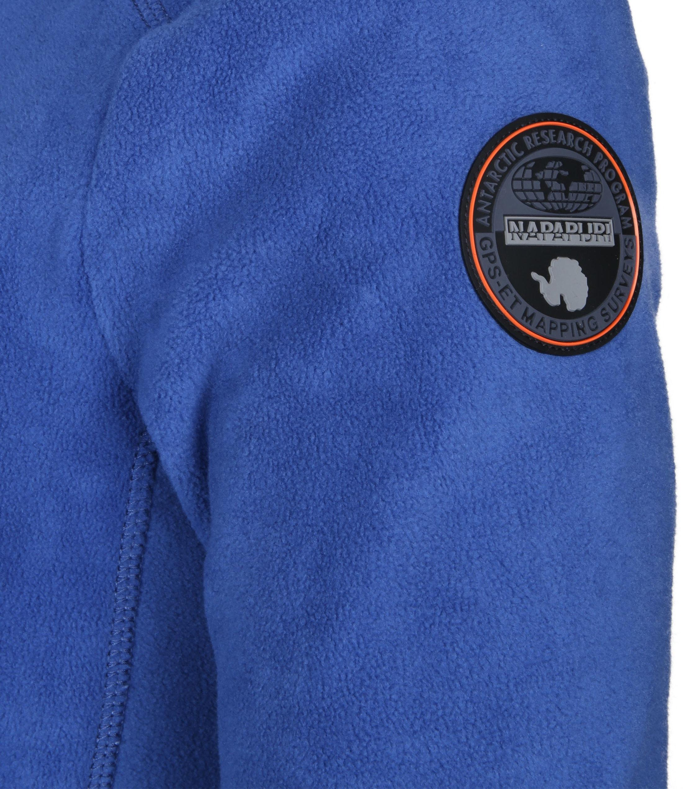 Napapijri Fleece Vest Tambo Kobalt foto 2