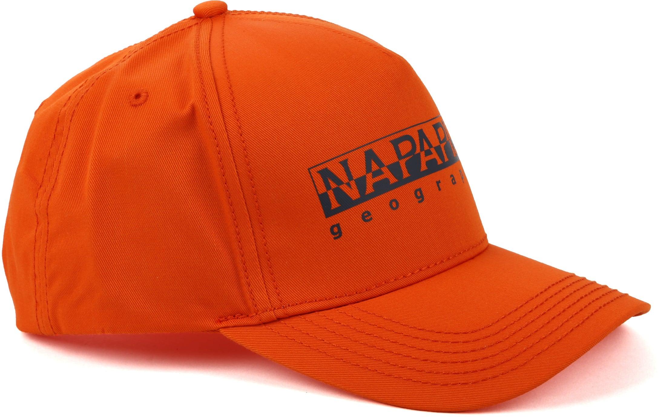 Napapijri Framing Kappe Orange foto 0