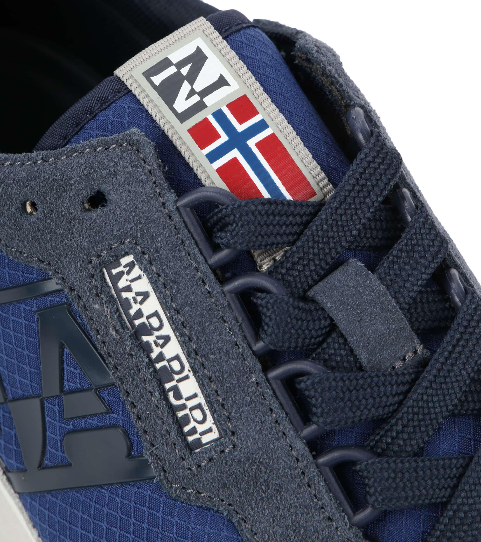 Napapijri Insignia Sneaker Blauw foto 1