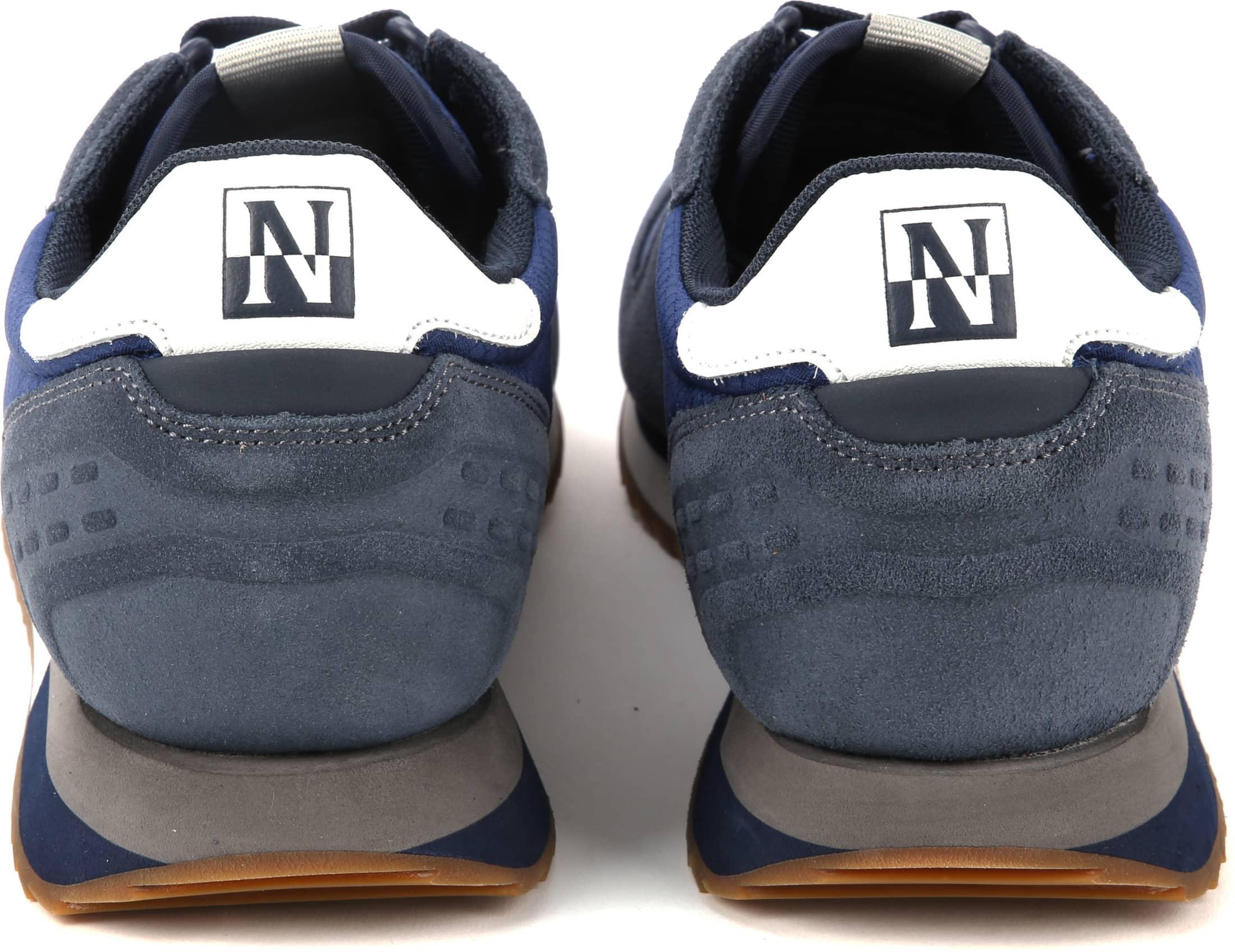 Napapijri Insignia Sneaker Blauw foto 3