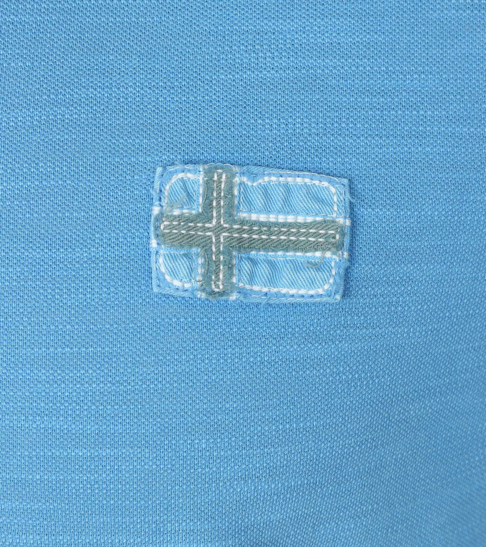 Napapijri Polo Ever Blauw foto 1