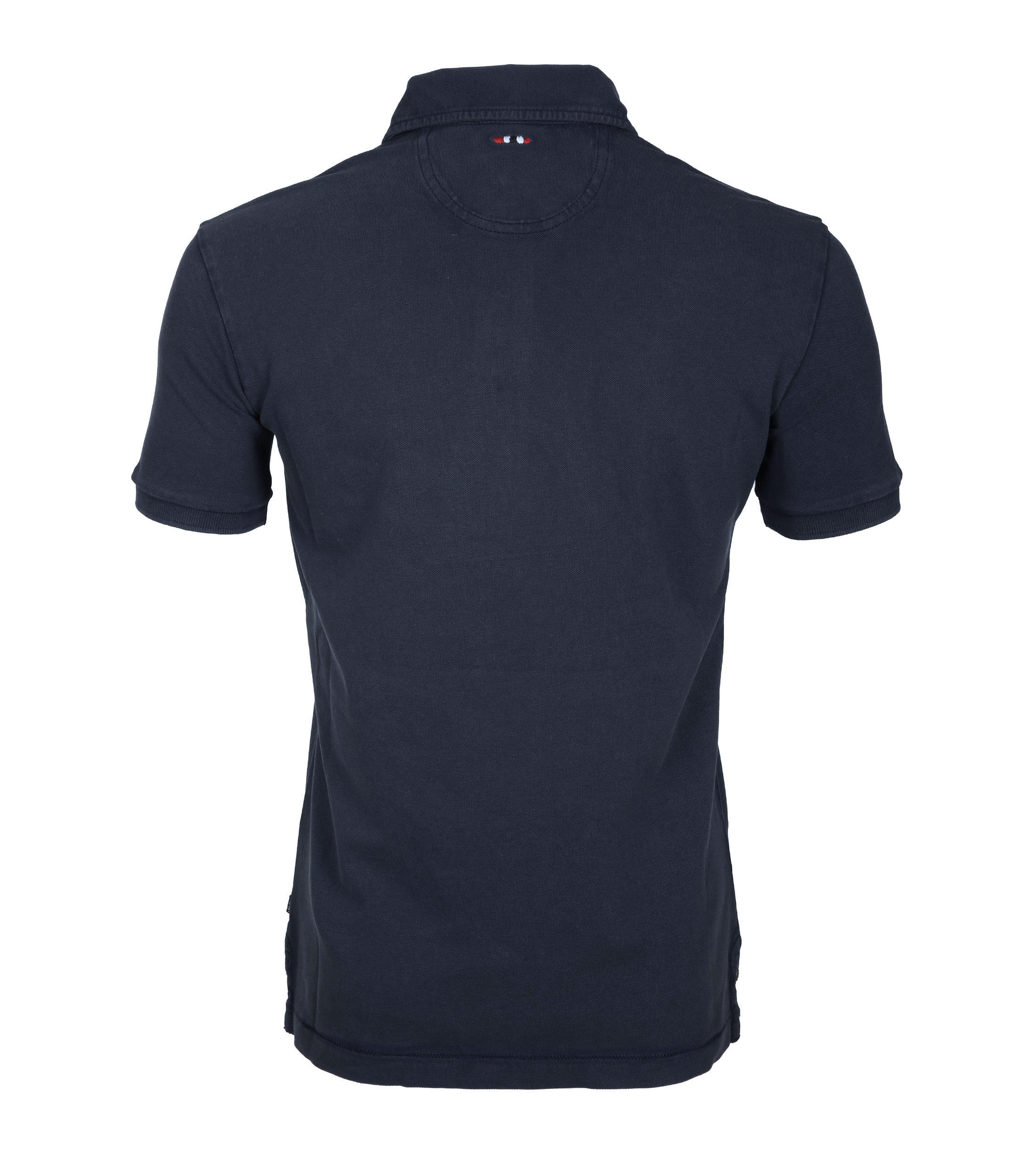Napapijri Polo Stretch Elbas Navy foto 2
