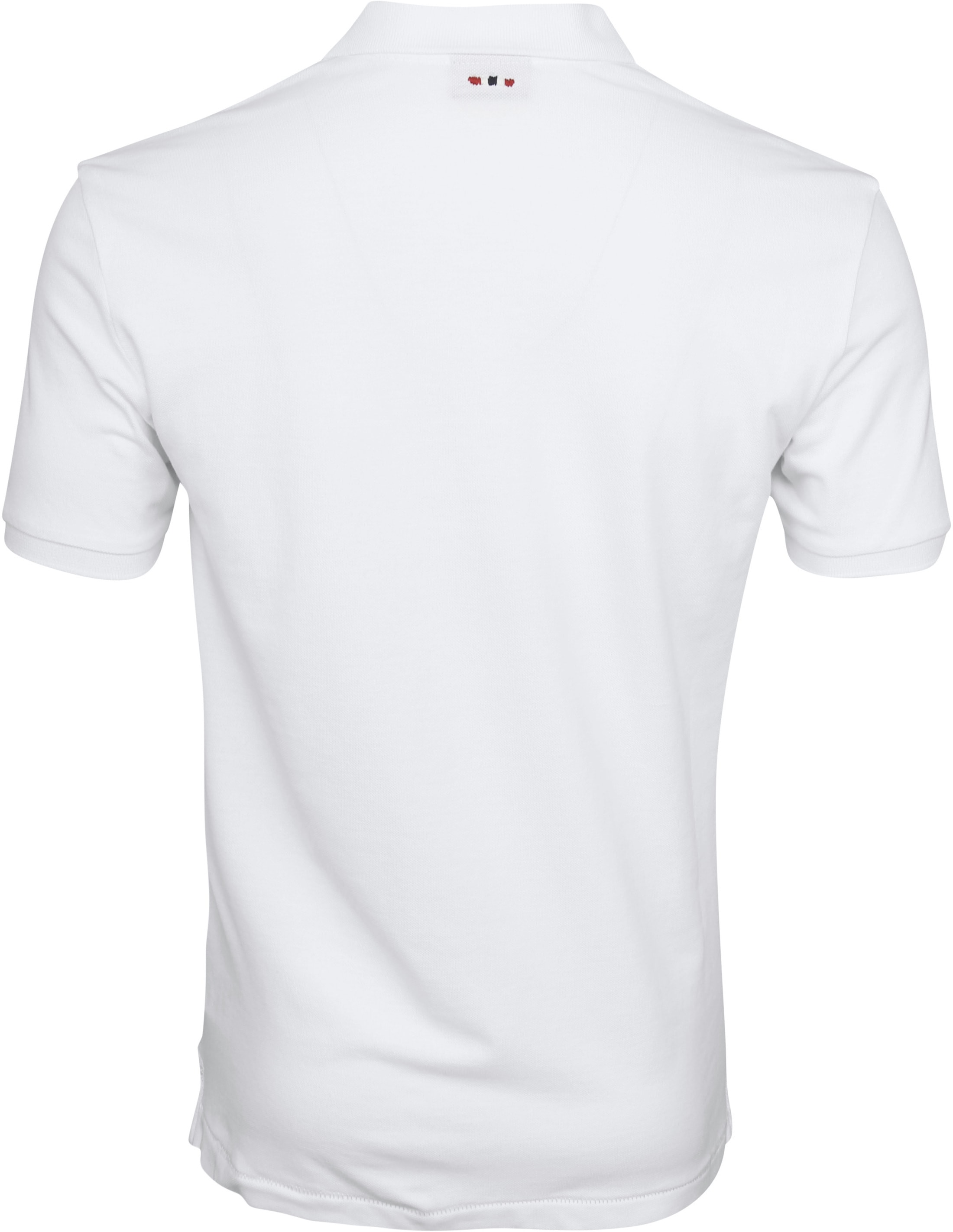 Napapijri Poloshirt Elbas 2 White foto 3