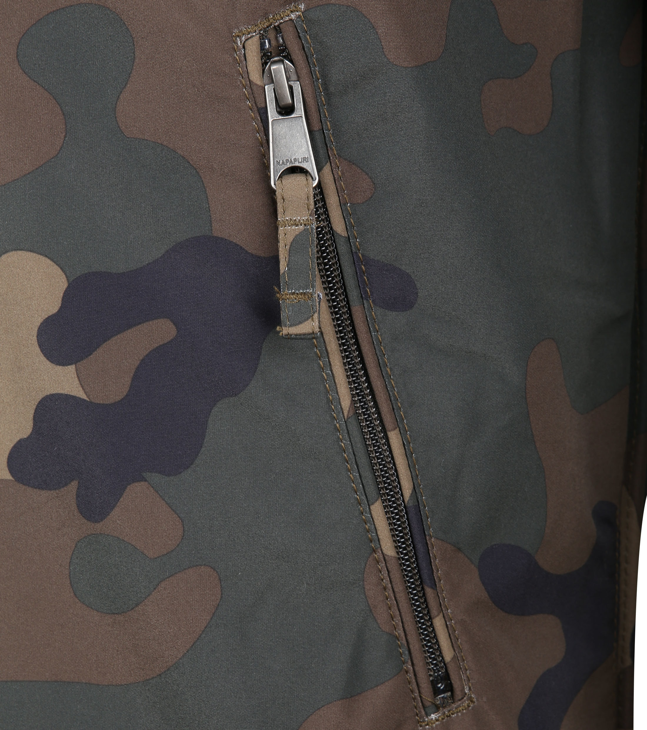 Napapijri Rainforest Anorak Pocket Camo foto 4