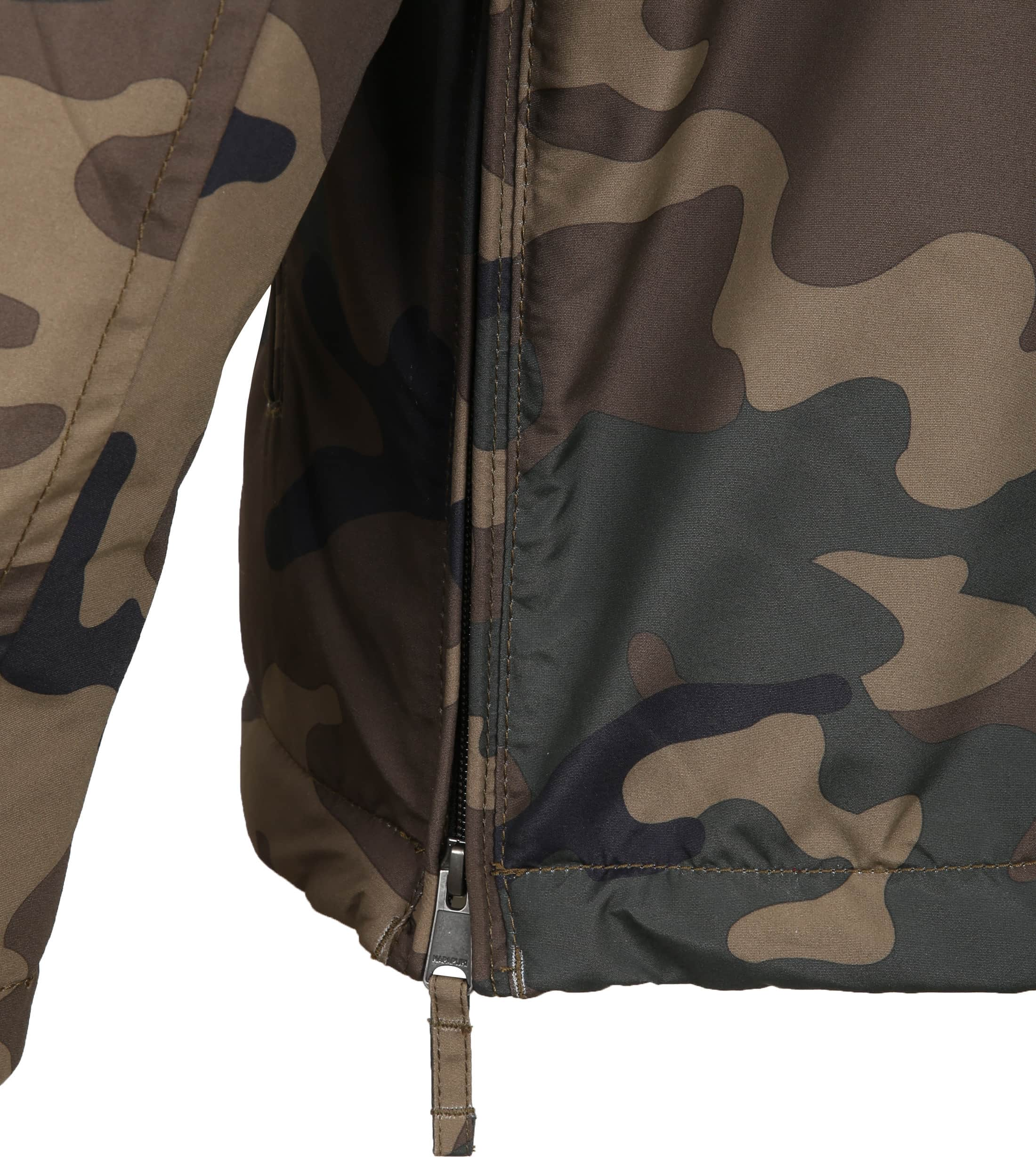 Napapijri Rainforest Anorak Pocket Camo foto 5