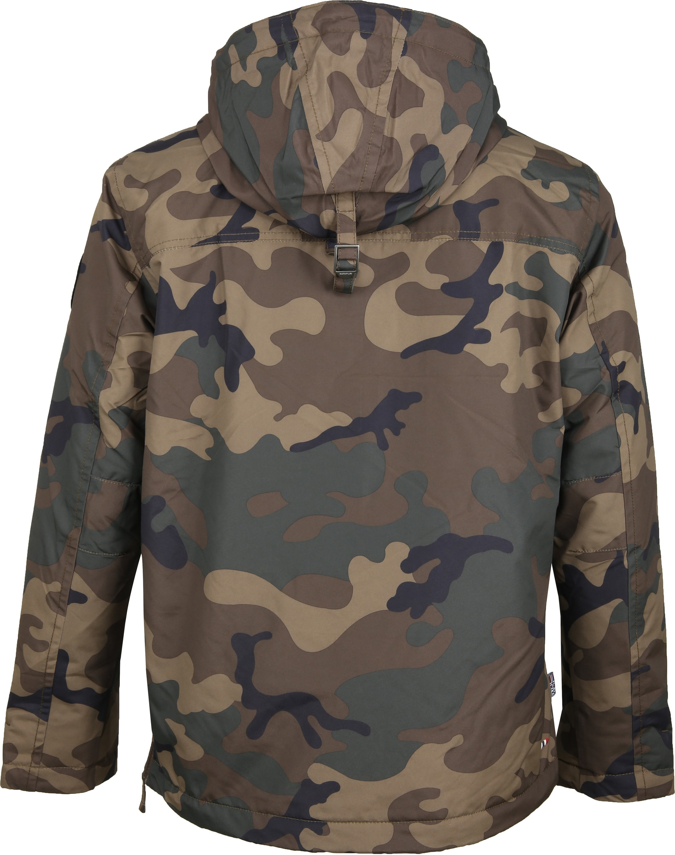 Napapijri Rainforest Anorak Pocket Camo foto 6