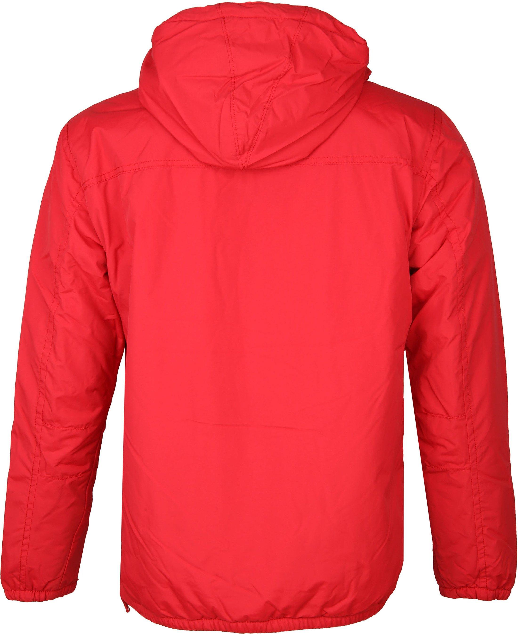 Napapijri Rainforest Jacket Red