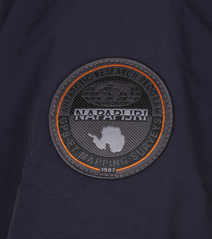 Napapijri Rainforest Shade Jas Donkerblauw