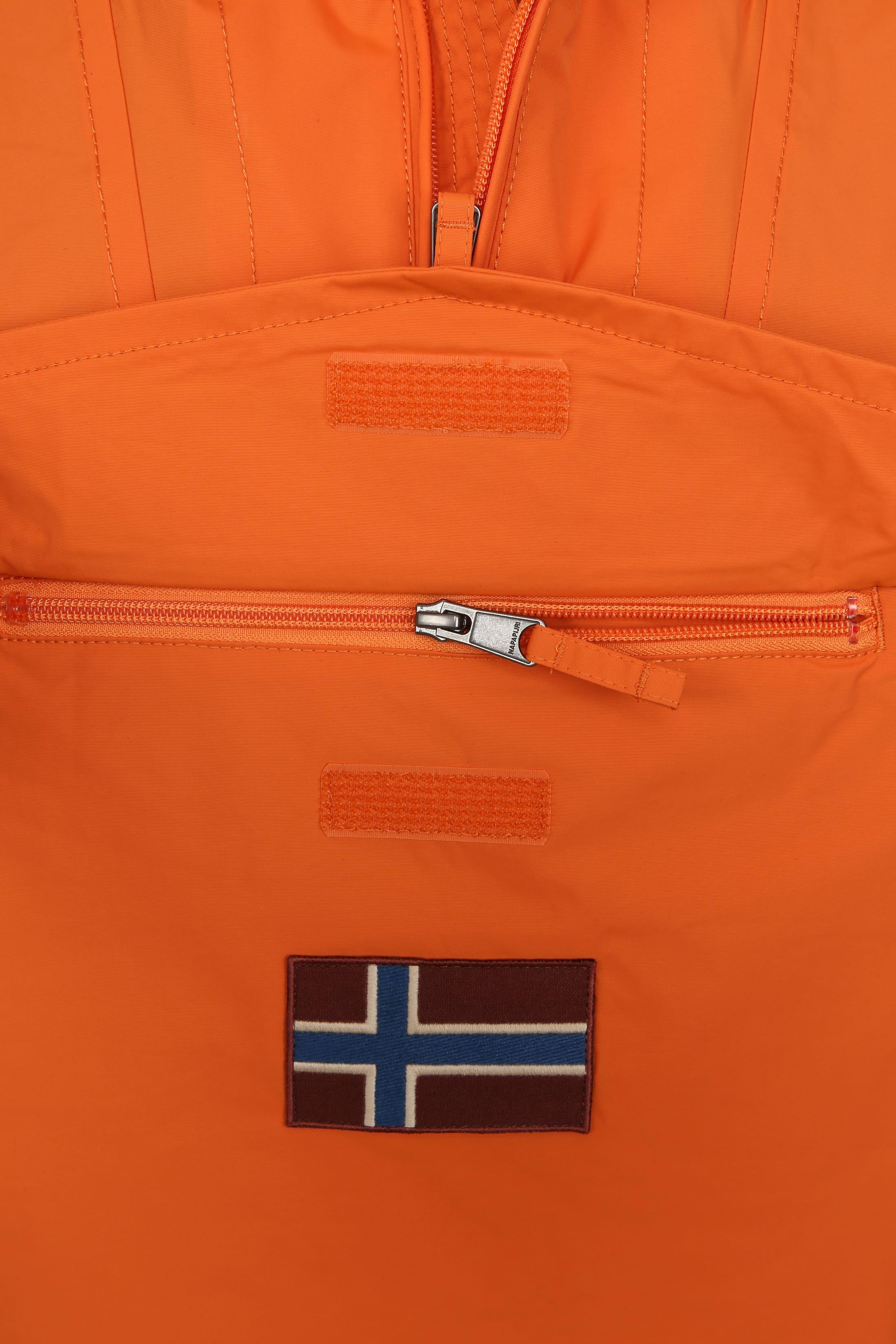 Napapijri Rainforest Summer Jacket Orange  foto 3