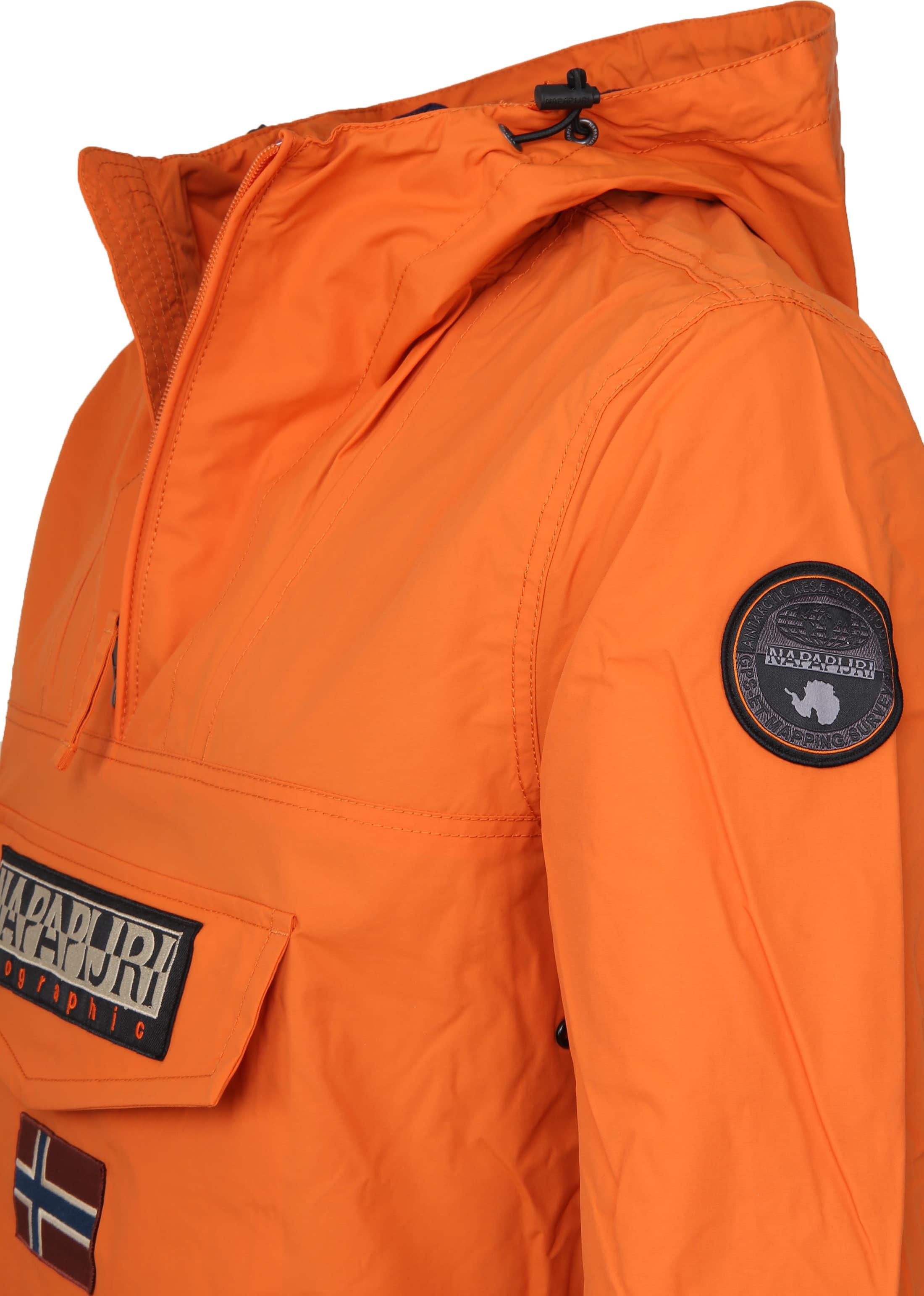 Napapijri Rainforest Summer Jacket Orange  foto 4