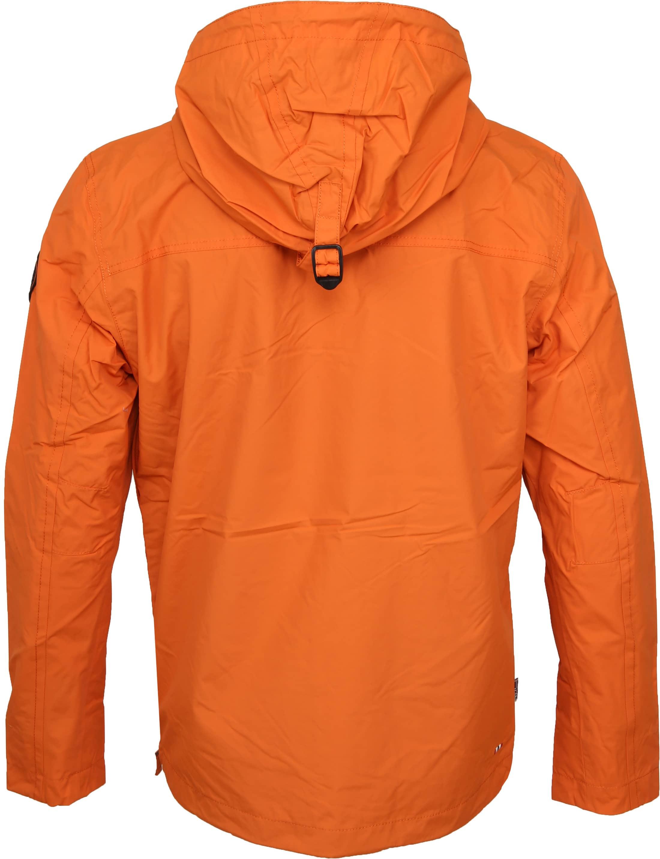 Napapijri Rainforest Summer Jacket Orange  foto 5