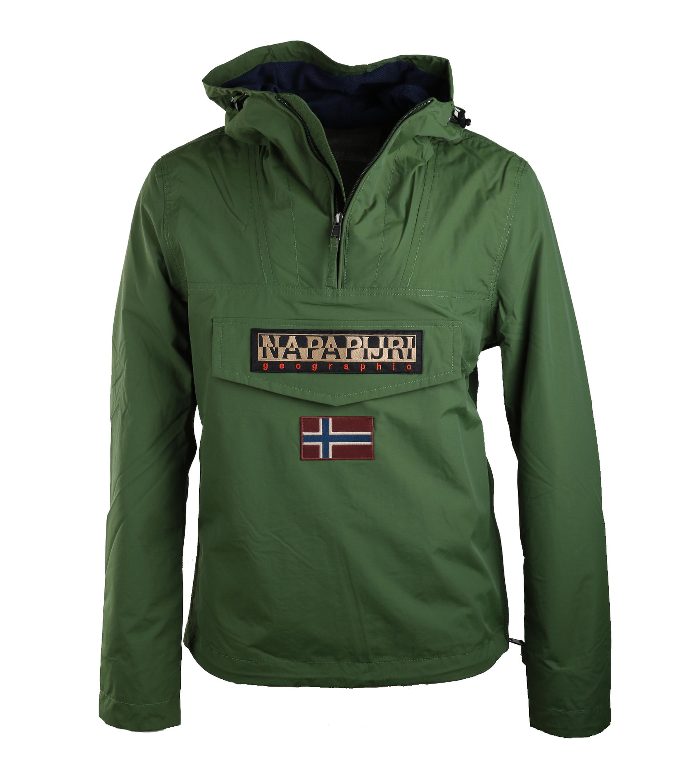 Napapijri rainforest zomerjas groen online bestellen for Designhotel maastricht comfort xl