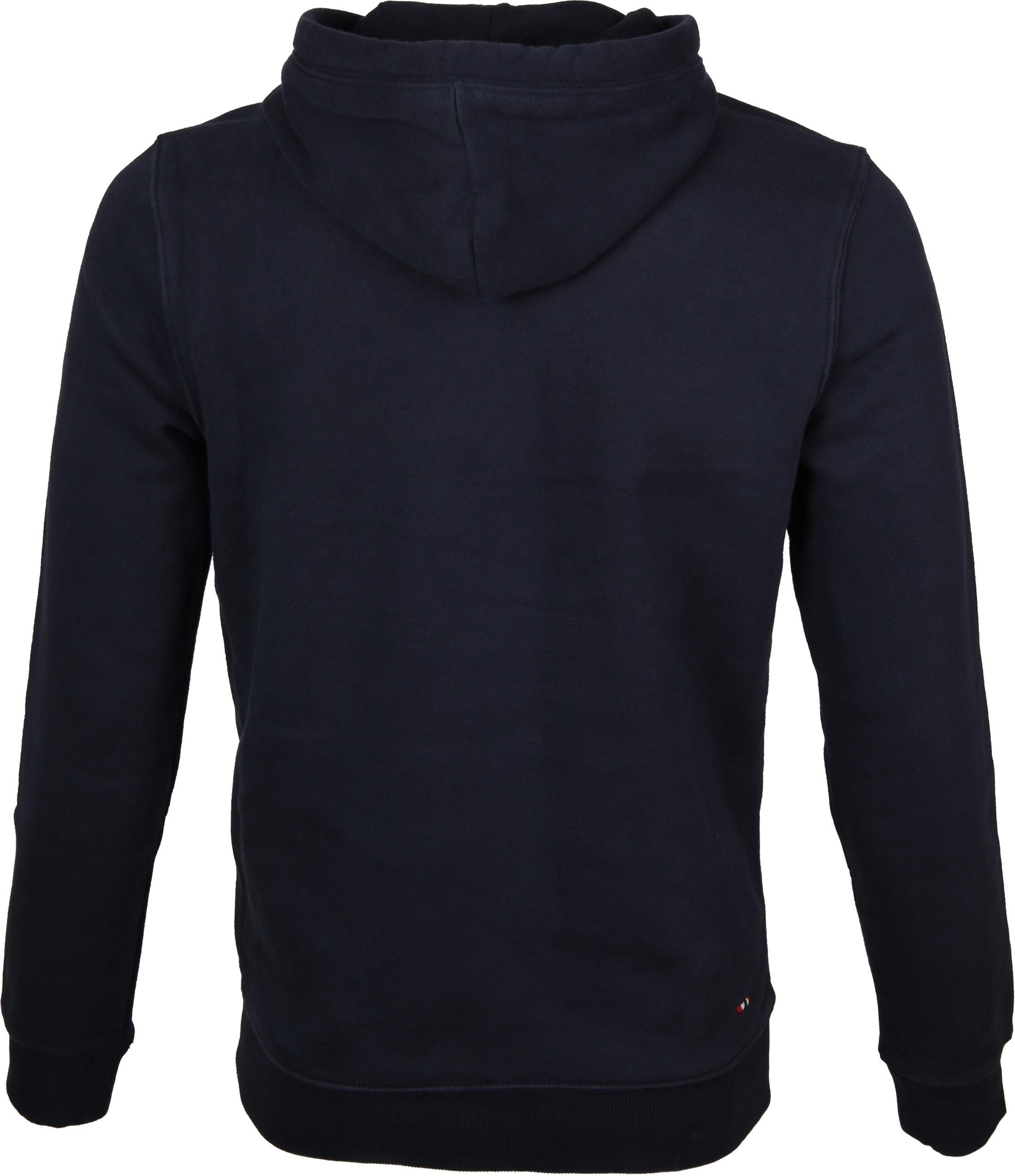 Napapijri Sweater Berthow Navy foto 3