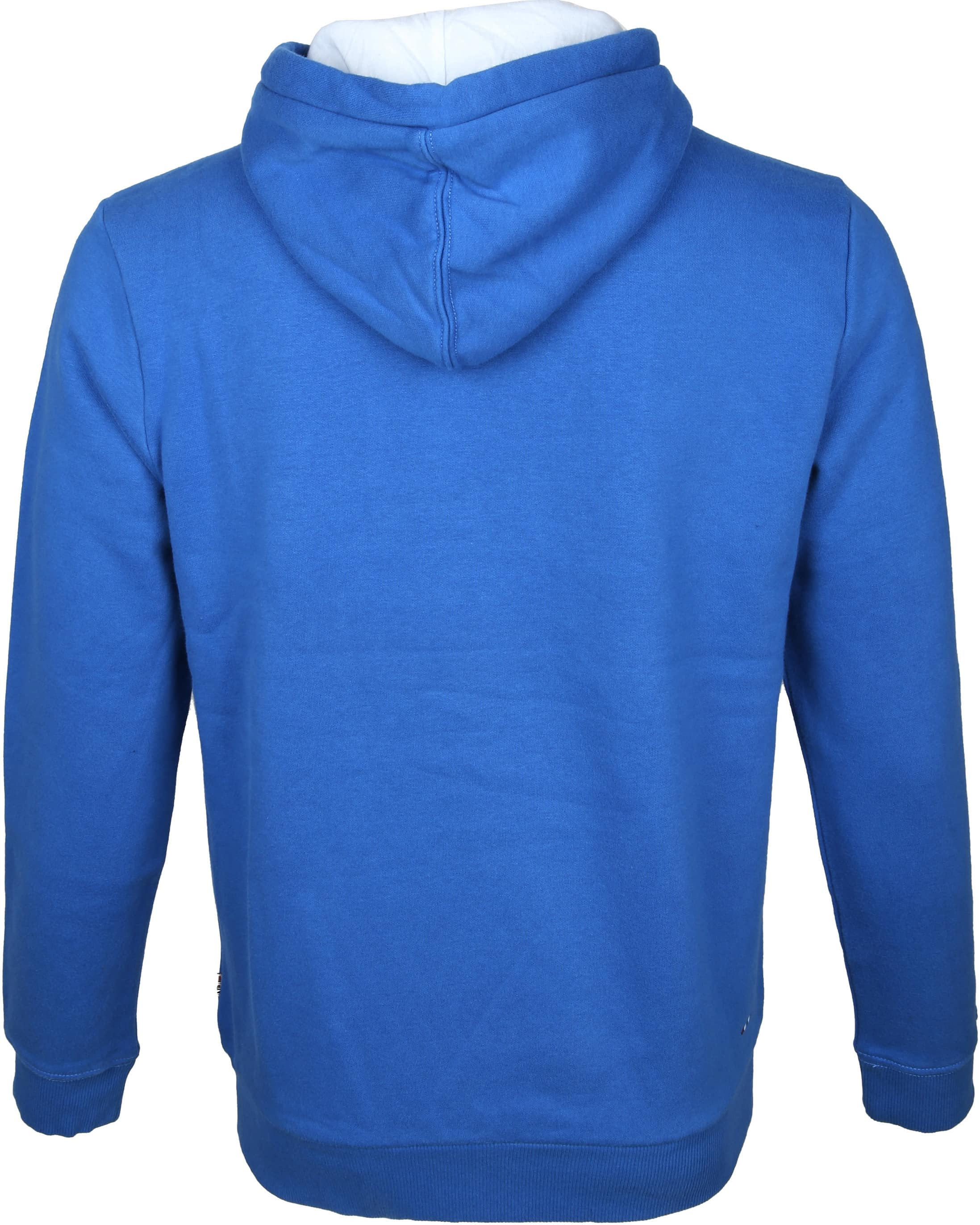 Napapijri Sweater Burgee Kobalt Blauw foto 3
