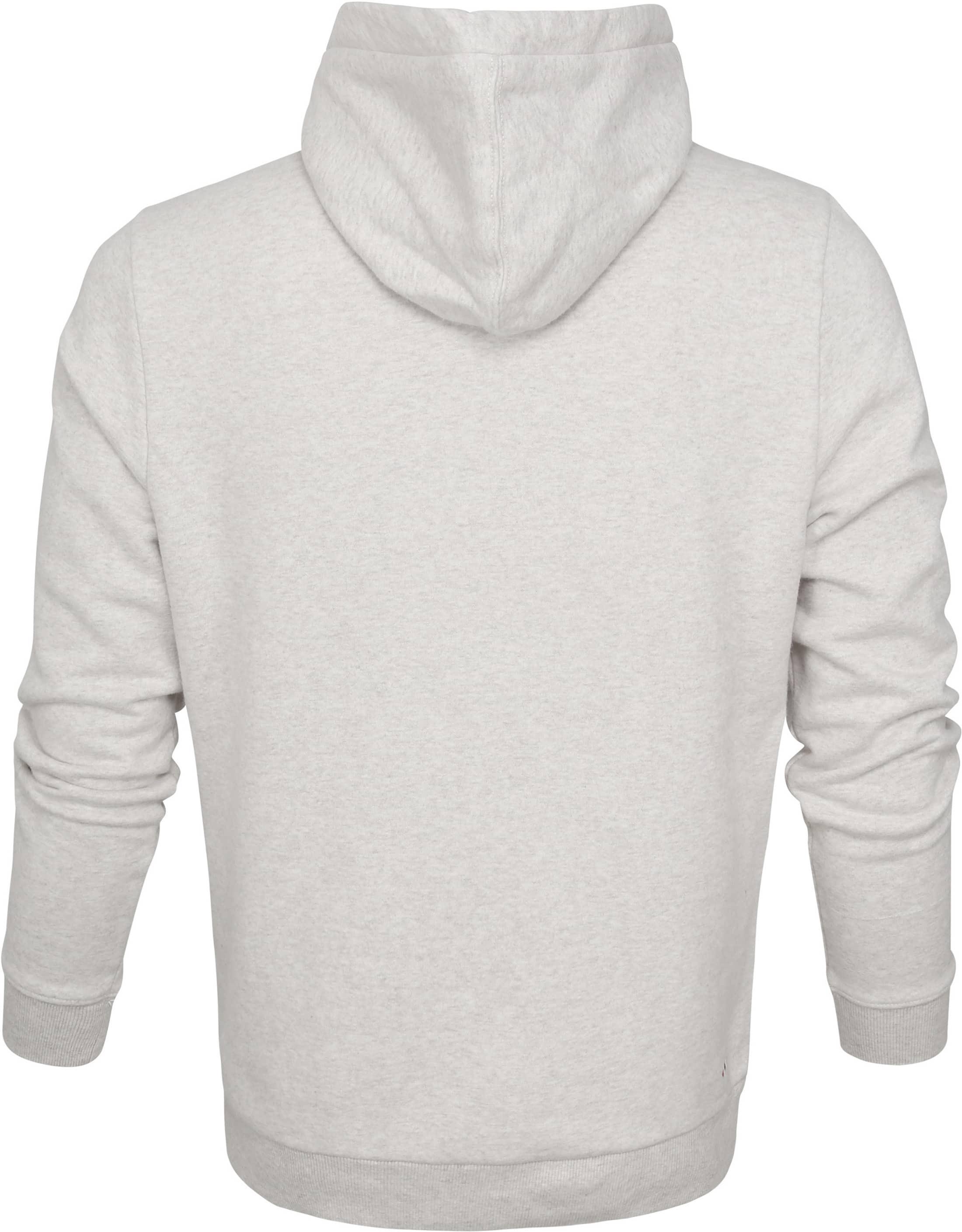 Napapijri Sweater Burgee Light Grey foto 3