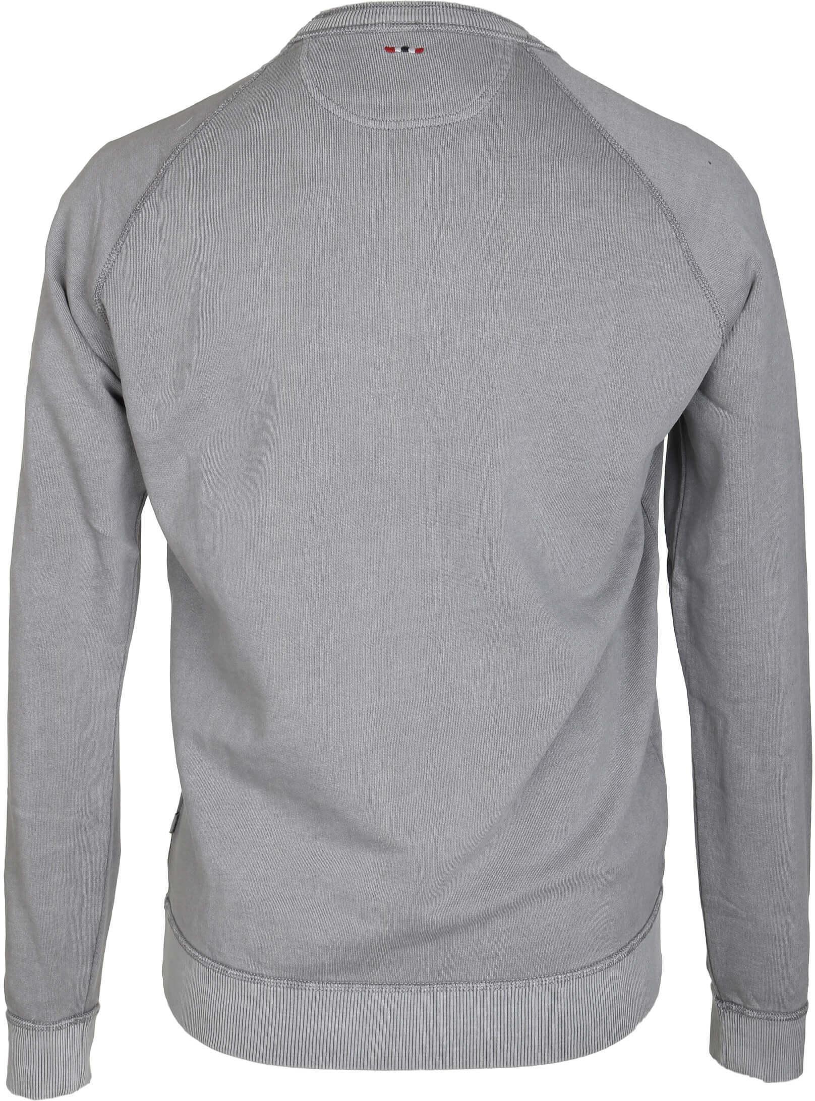 Napapijri Sweater Grijs foto 1