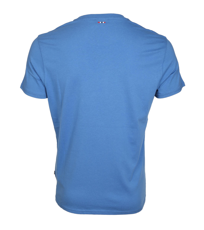 Napapijri T-shirt Sancy Print Blauw foto 2