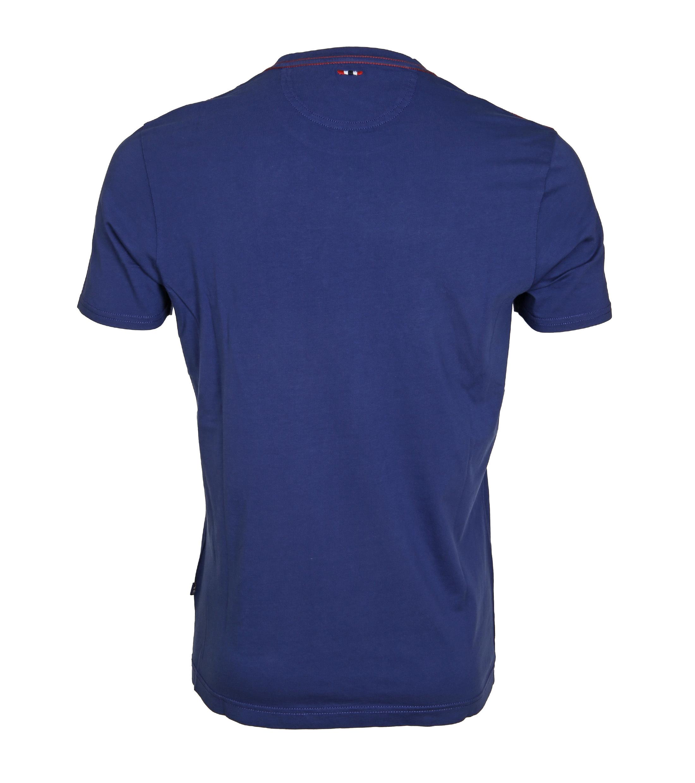 Napapijri T-shirt Senou Flag Kobalt foto 2