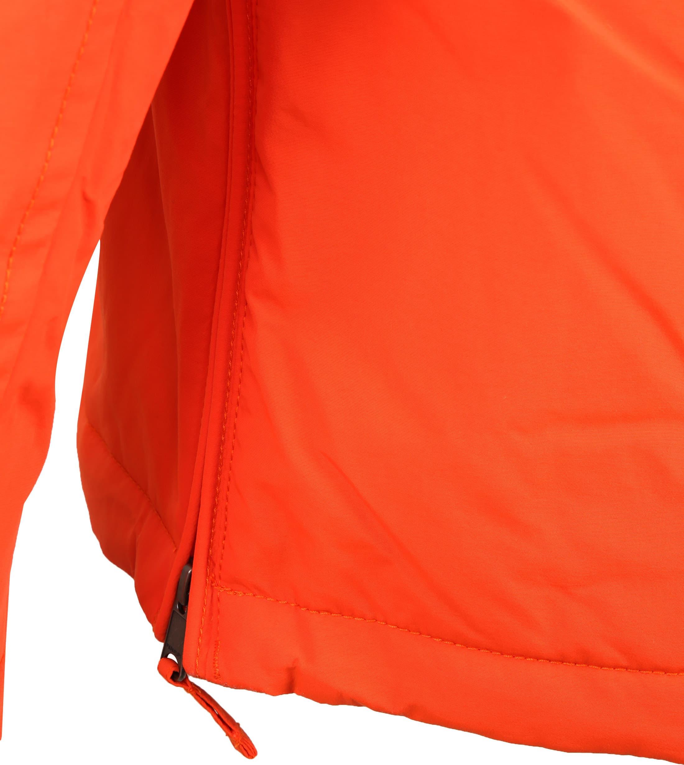 Napapijri Winterjas Rainforest Oranje foto 4