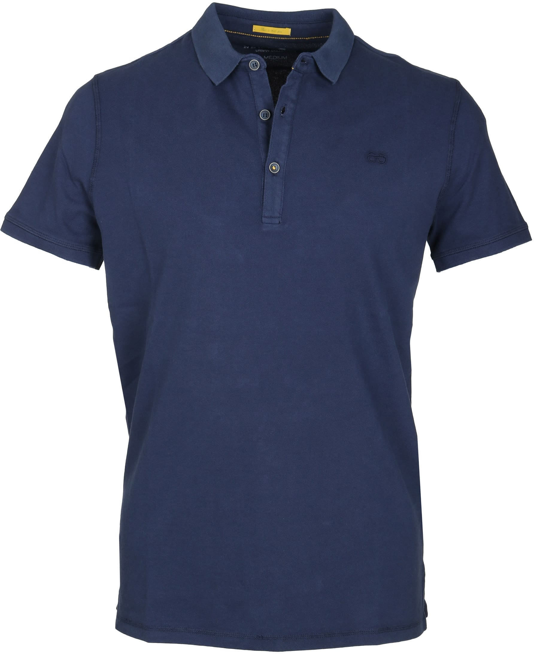 New In Town Polo Uni Navy foto 0