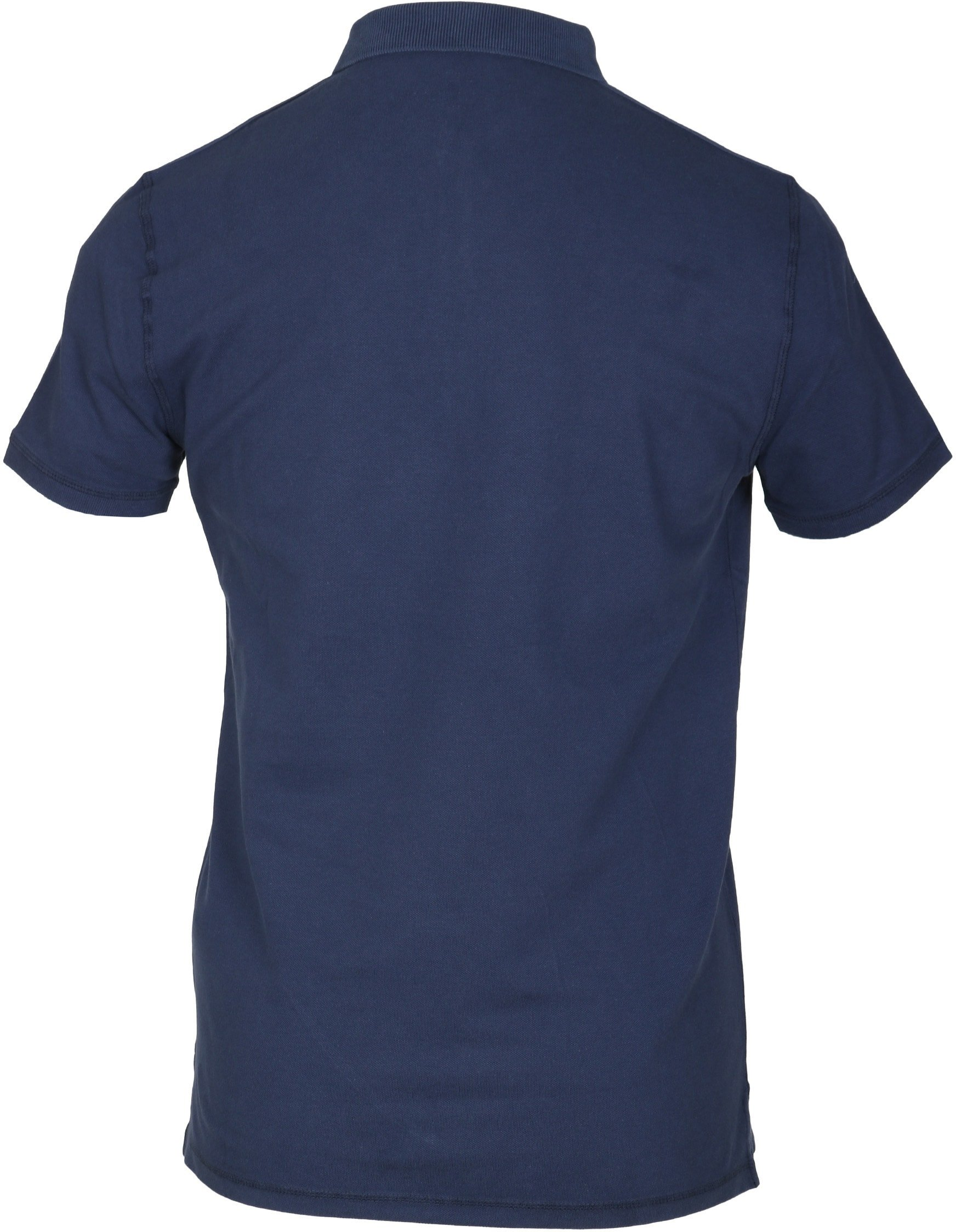 New In Town Polo Uni Navy foto 2
