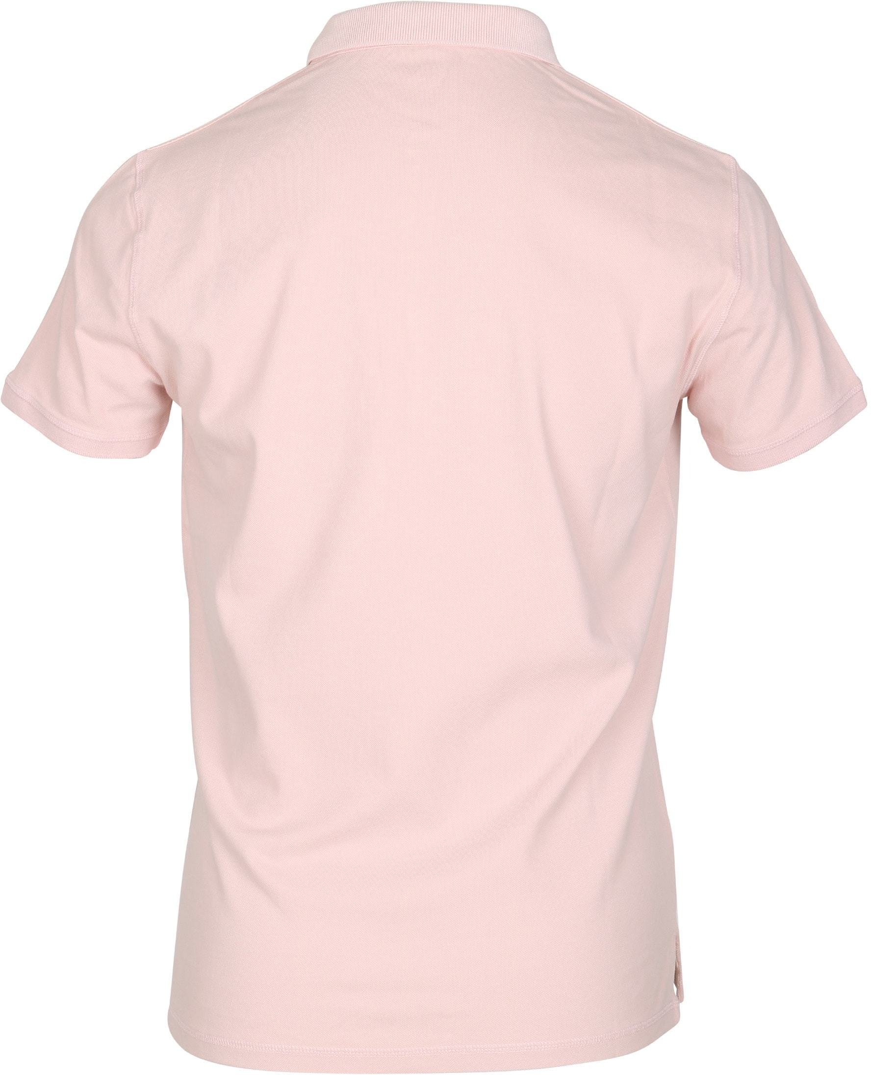 New In Town Polo Uni Roze foto 2