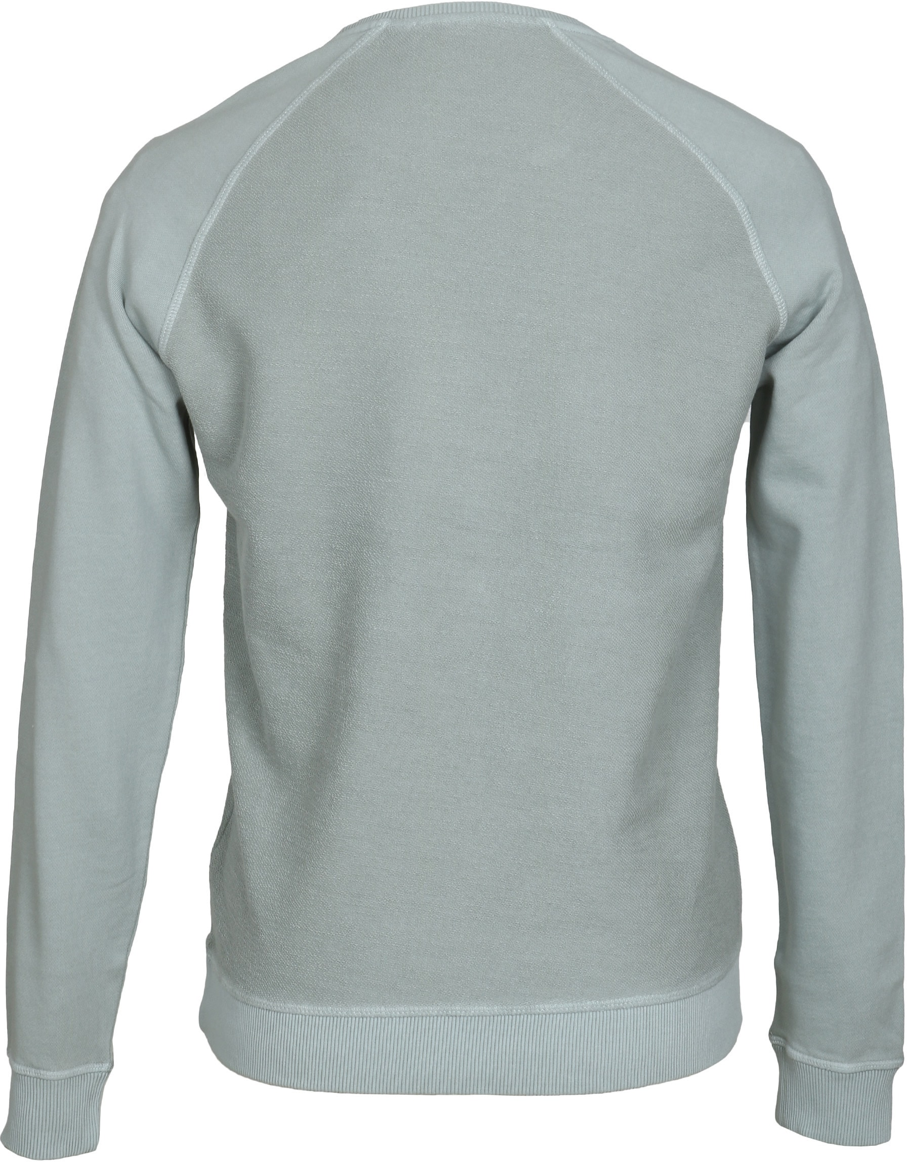 New In Town Sweater Groen foto 3