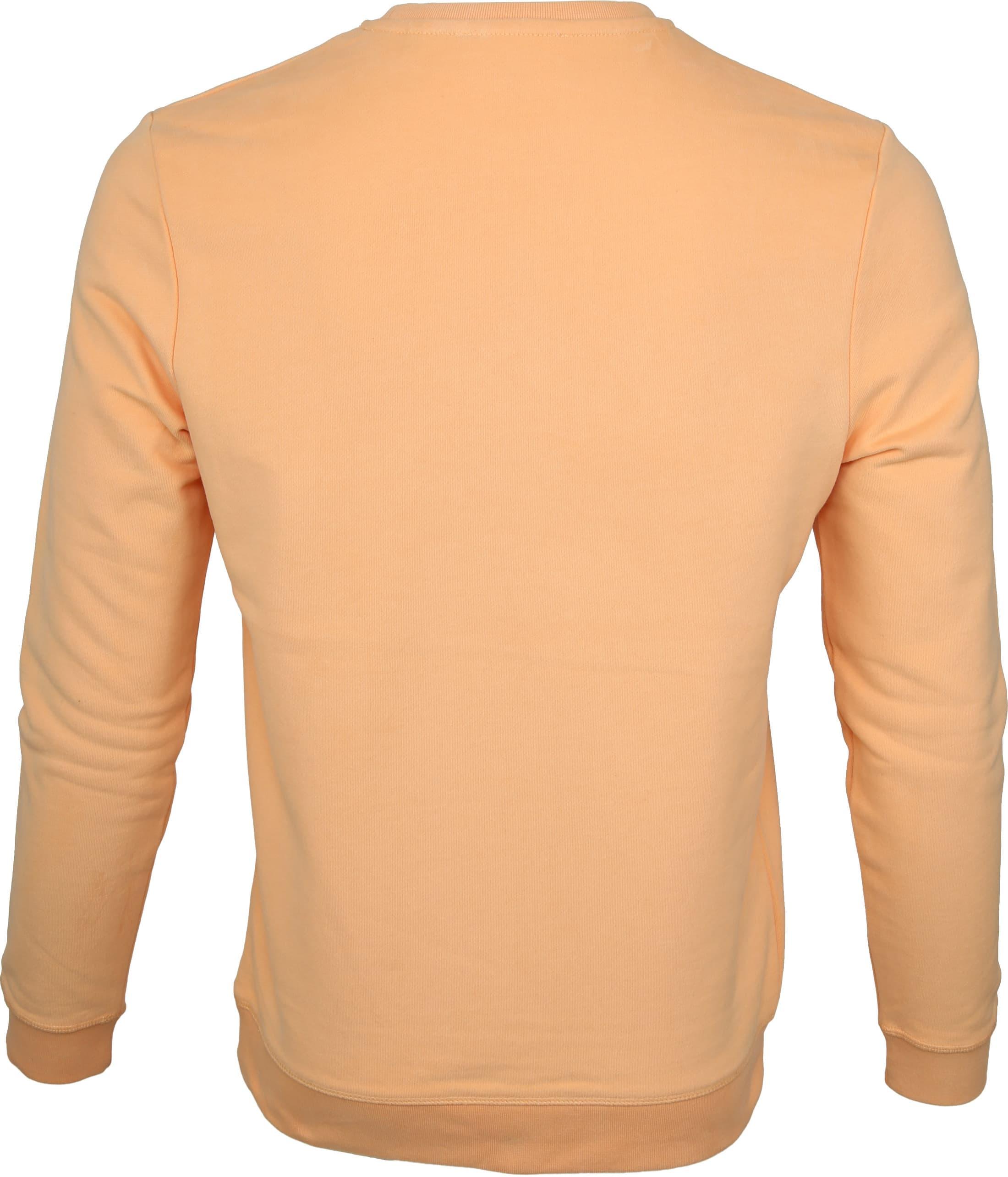 New In Town Sweater Oranje foto 3