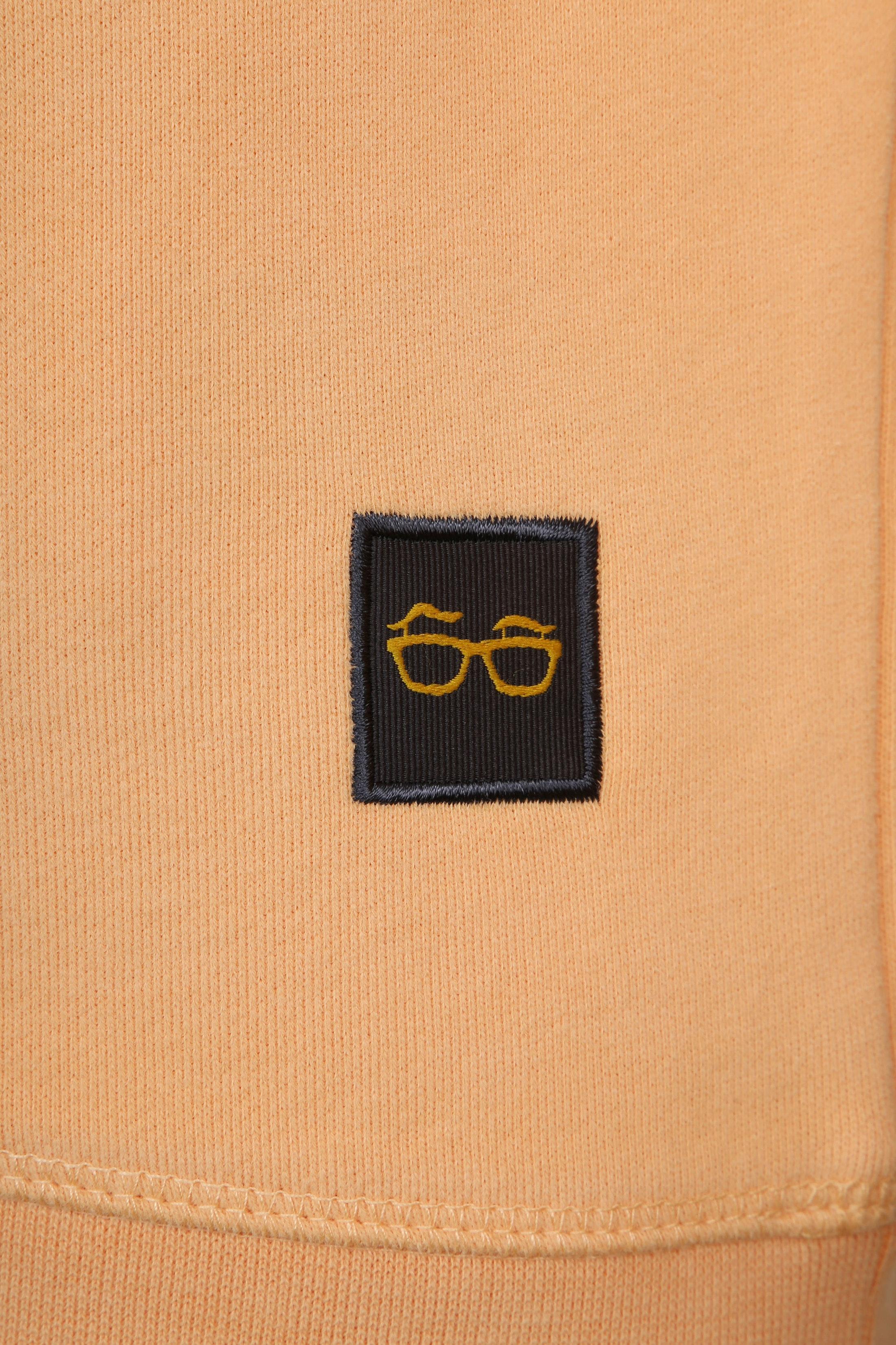 New In Town Sweater Oranje foto 1