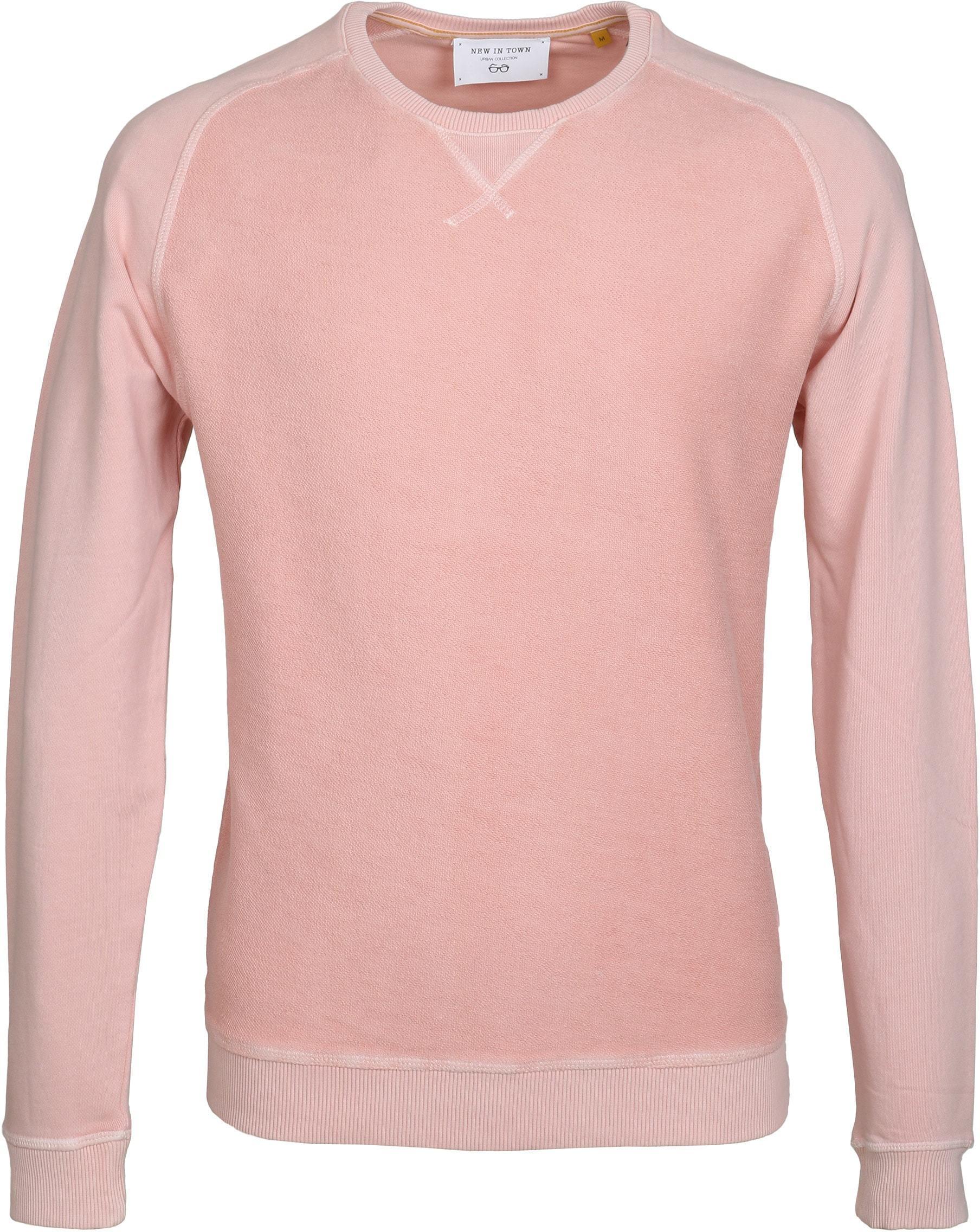 New In Town Sweater Roze foto 0
