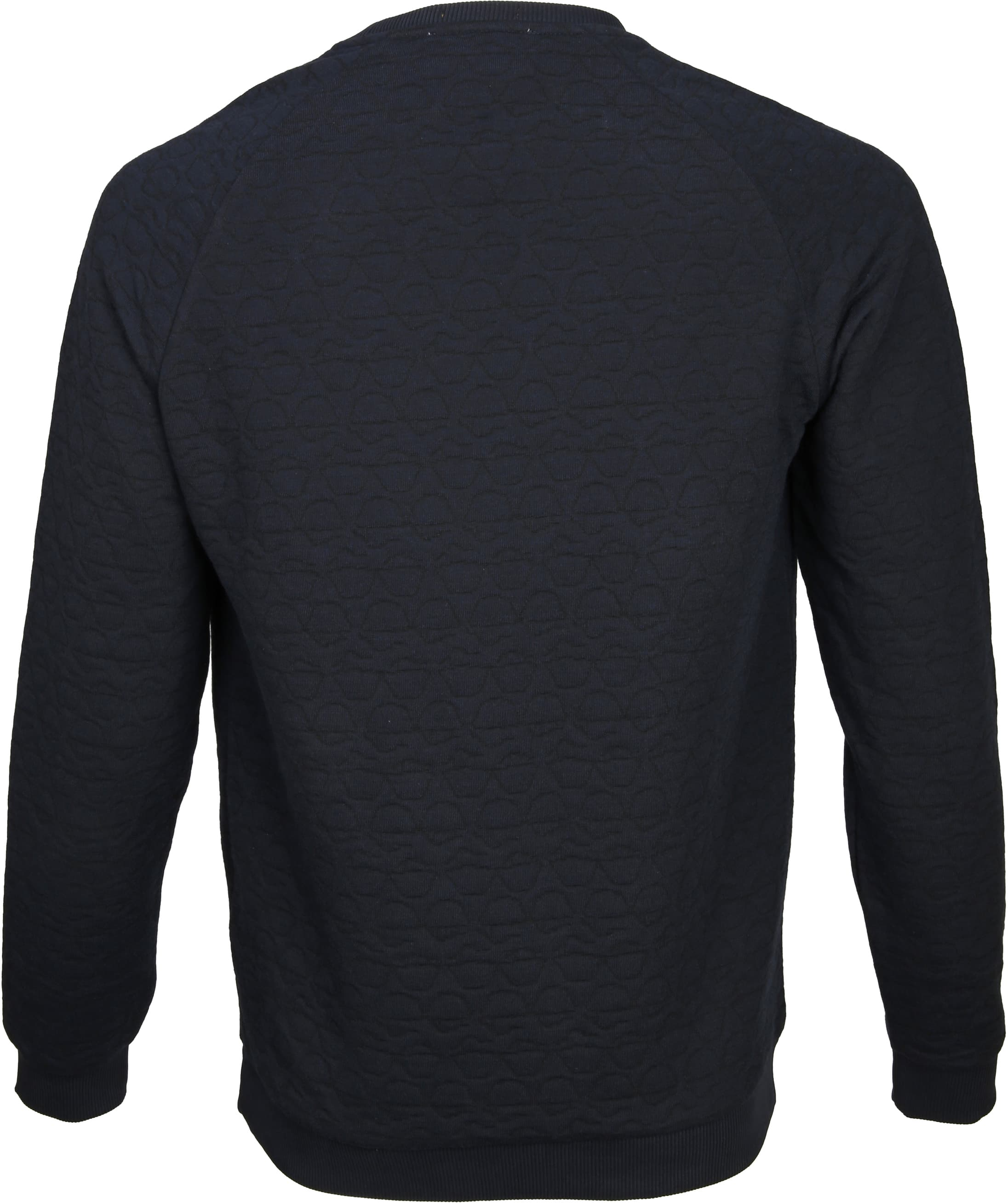 New In Town Sweater Troyer Navy foto 2