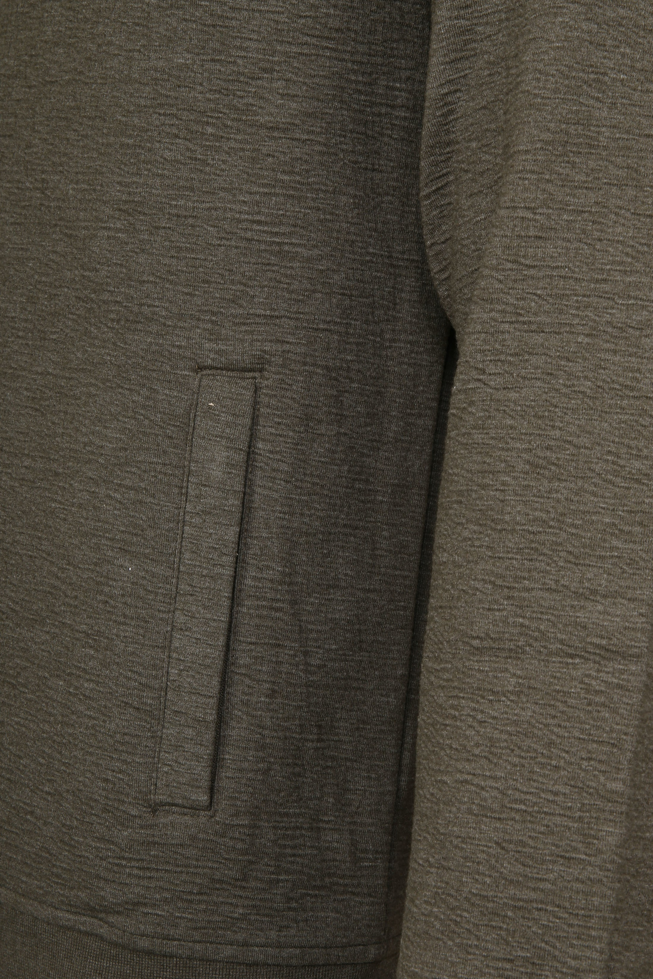 No-Excess Bomber Cardigan Army foto 3