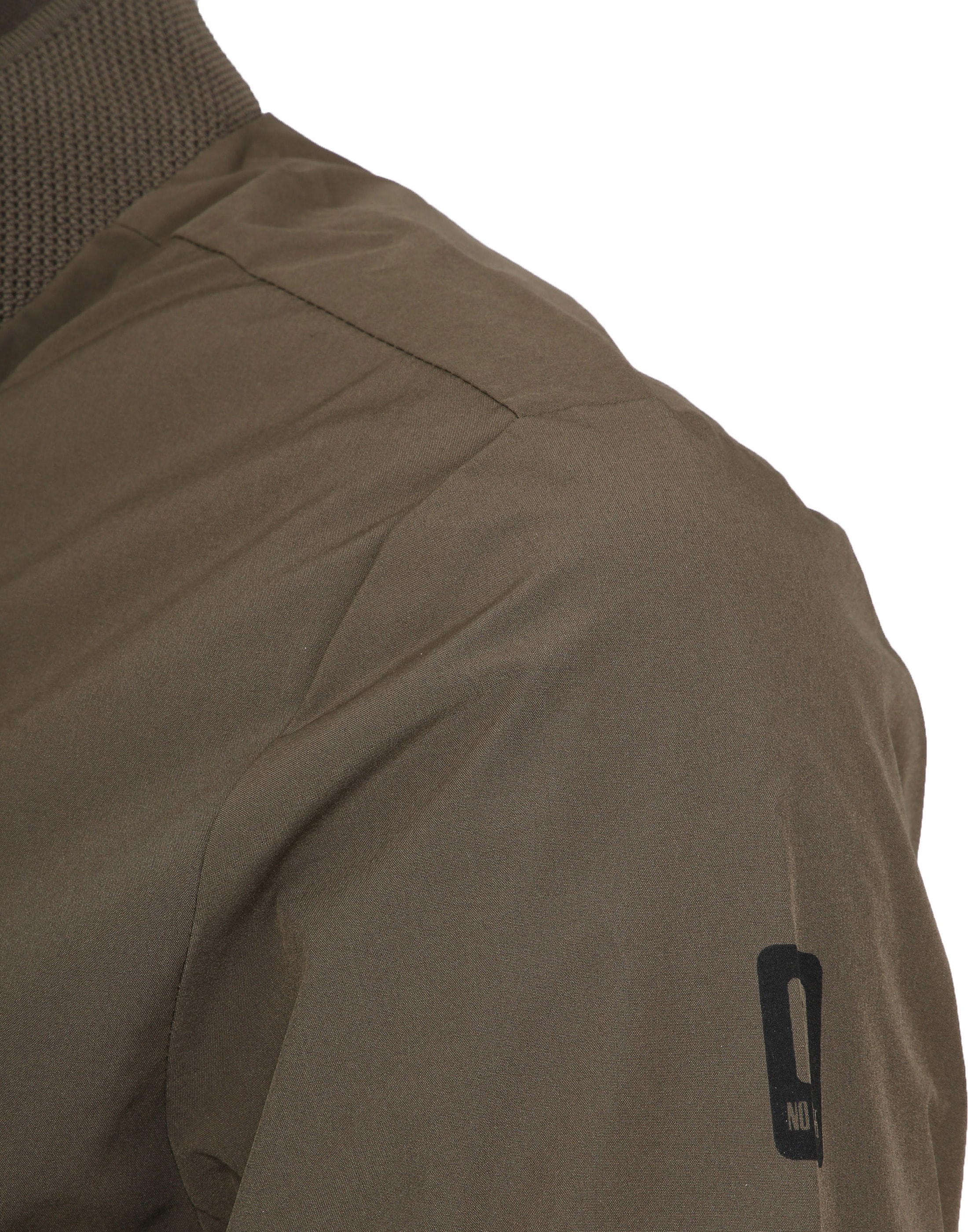 No-Excess Bomber Jacket Army Green foto 2