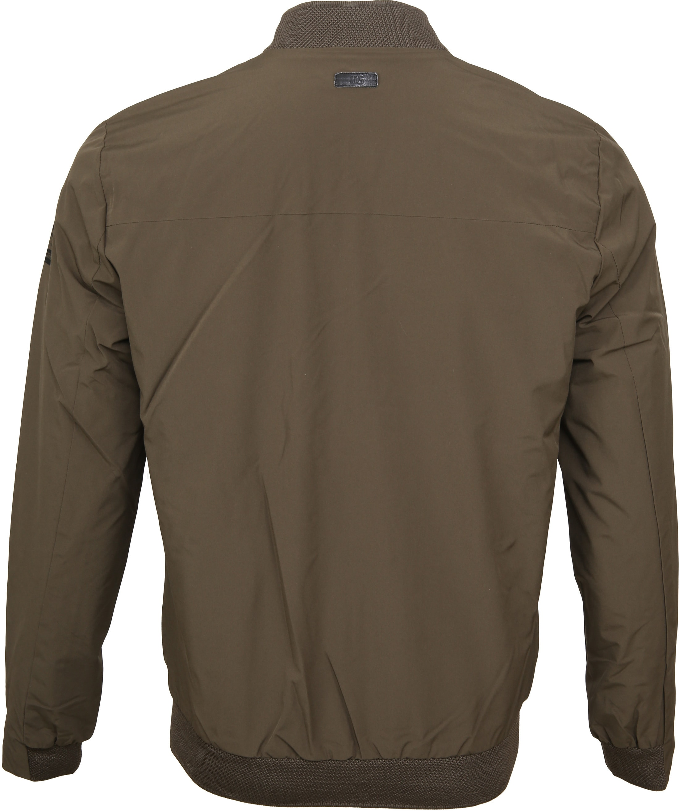 No-Excess Bomber Jacket Army Green foto 4