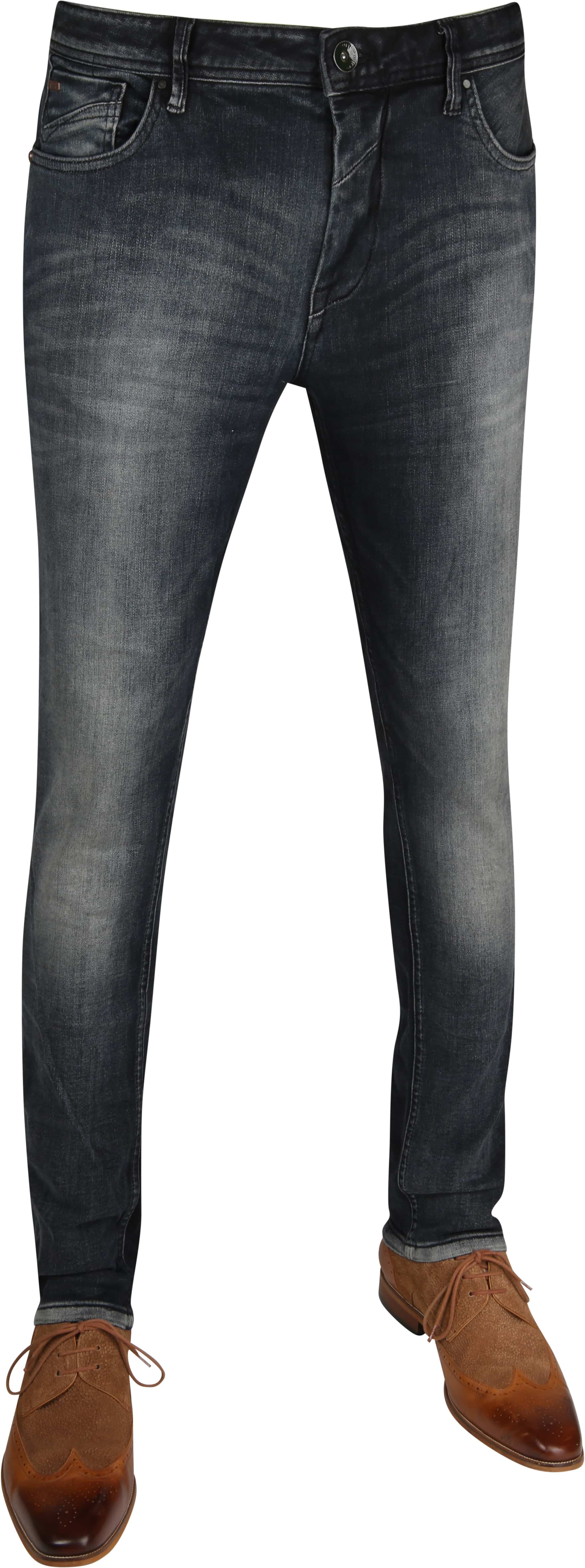 No-Excess Jeans 710 Grey Denim foto 0