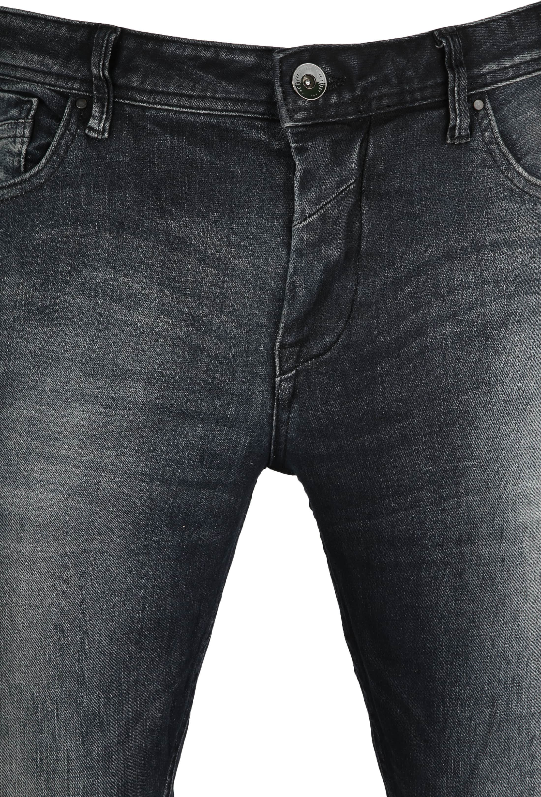 No-Excess Jeans 710 Grey Denim foto 1