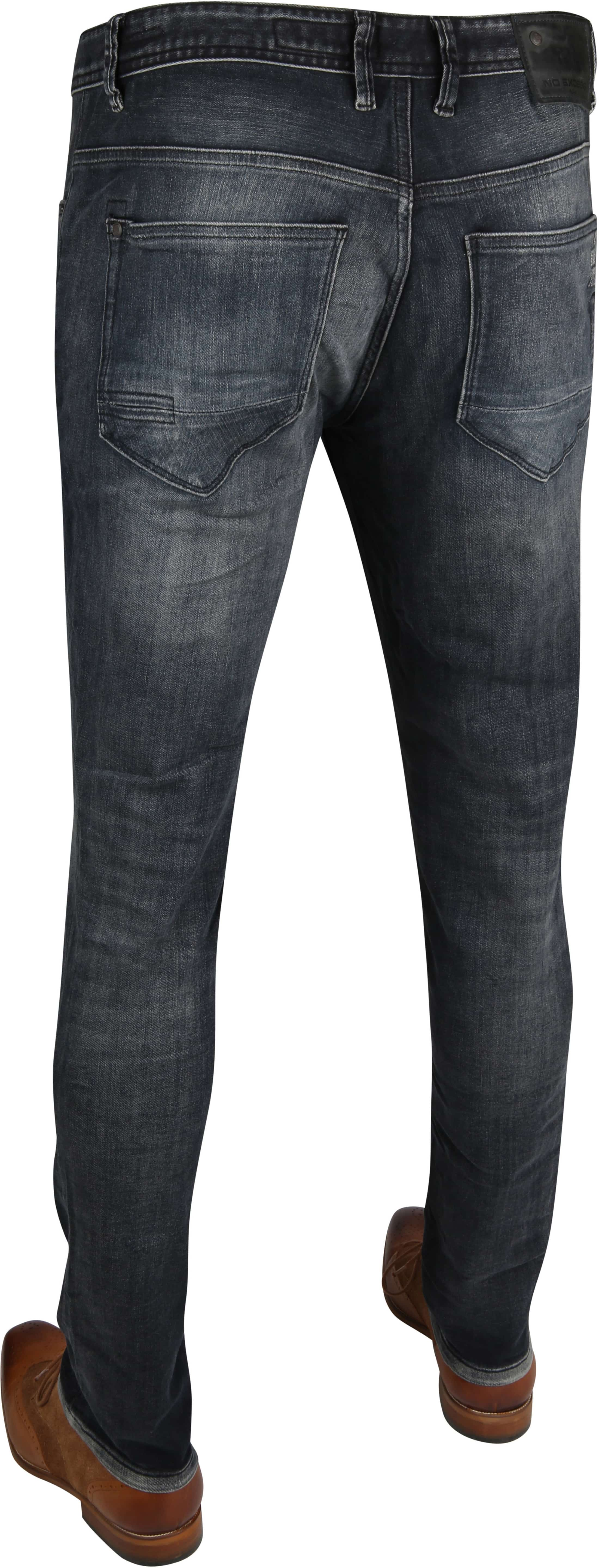No-Excess Jeans 710 Grey Denim foto 2