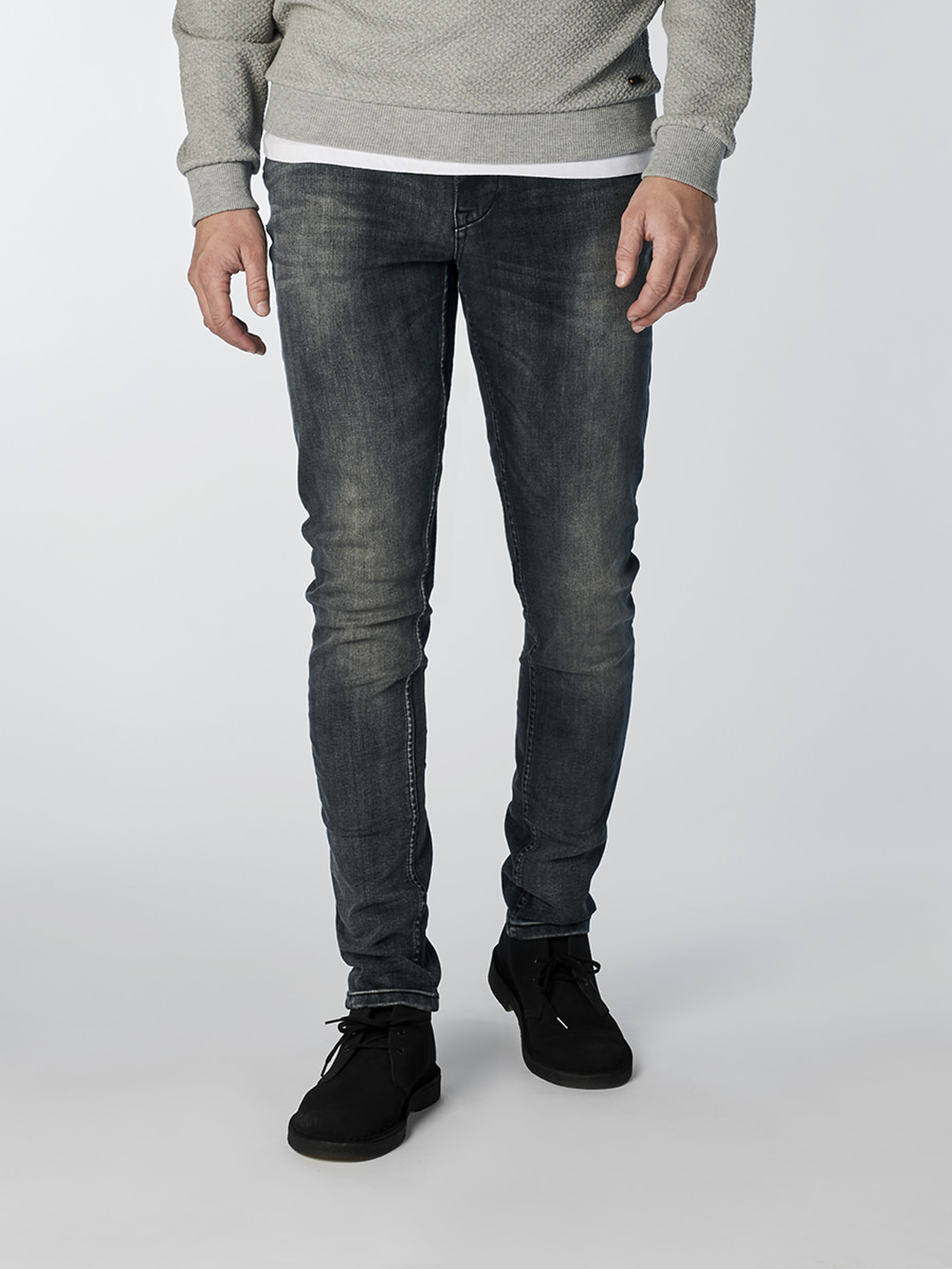 No-Excess Jeans 710 Grey Denim foto 4