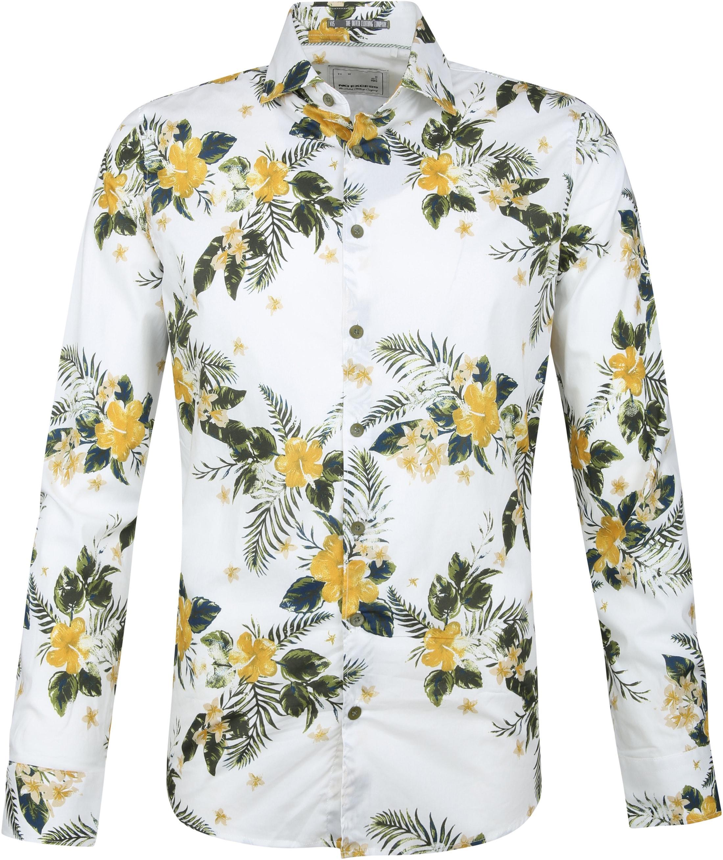 No-Excess Overhemd Hibiscus foto 0