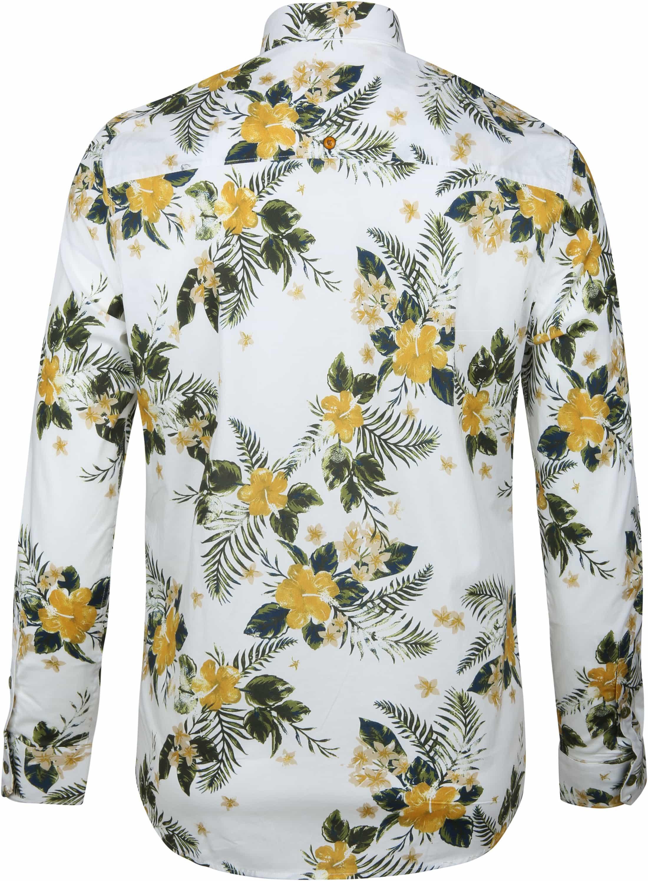 No-Excess Overhemd Hibiscus foto 3