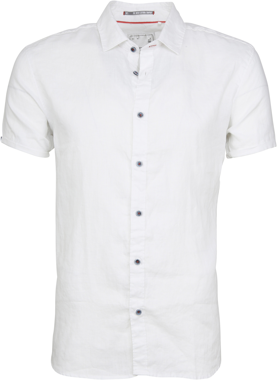Linnen Overhemd Wit.No Excess Overhemd Linnen Ss Wit 90420408 Online Bestellen Suitable