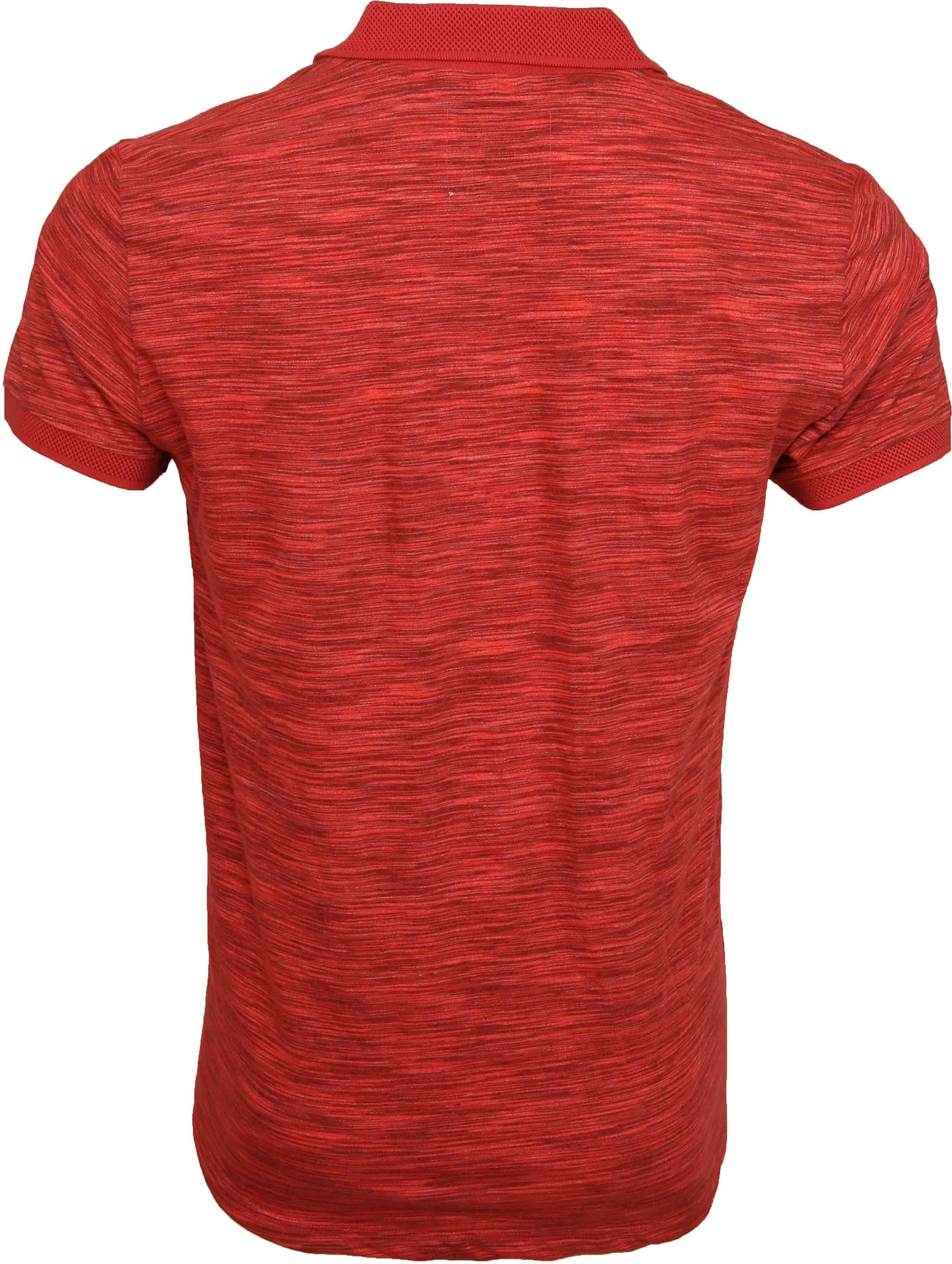 No Excess Poloshirt Grindle Yarn Rot foto 3