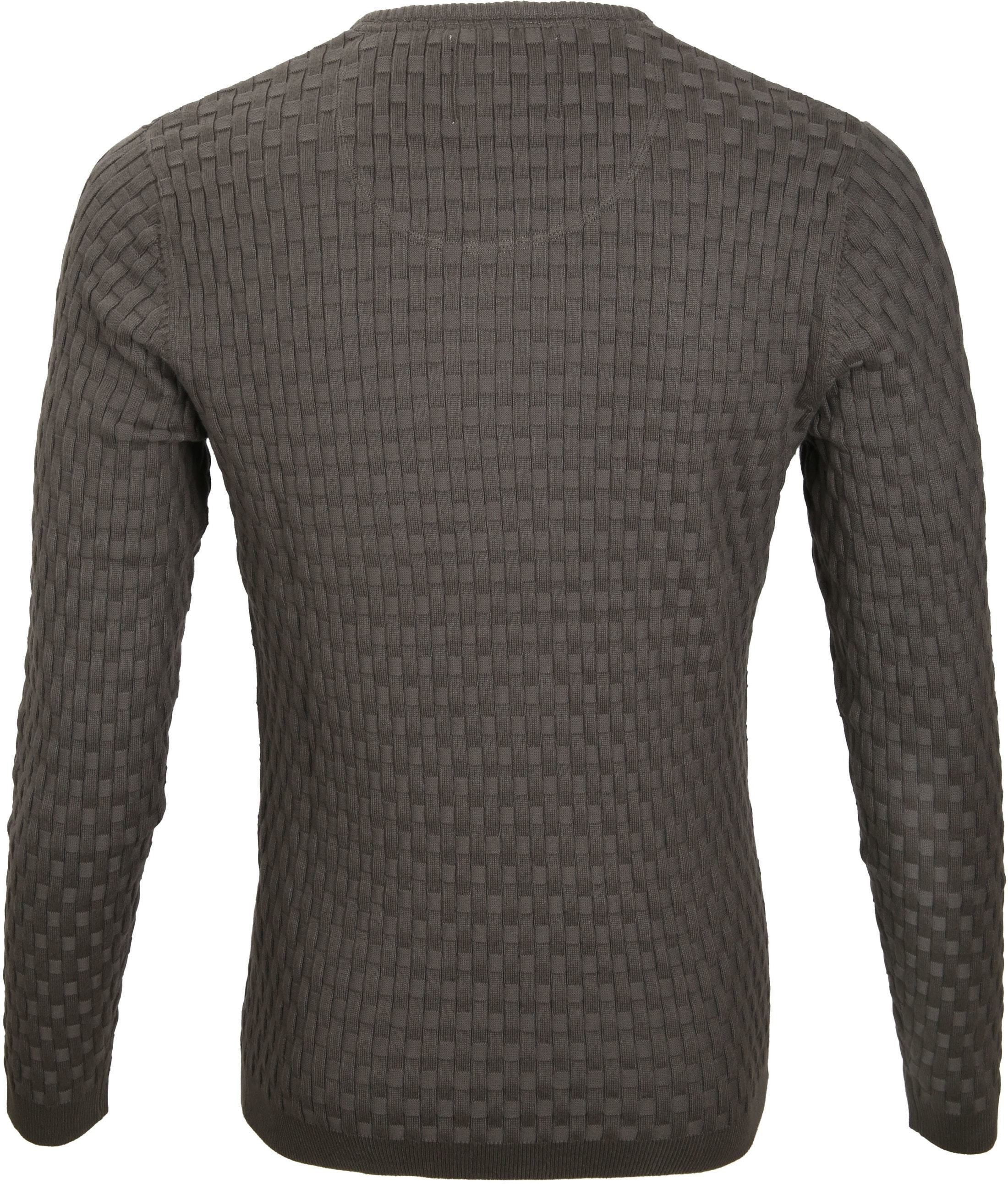 No-Excess Pullover Dark Steel foto 3