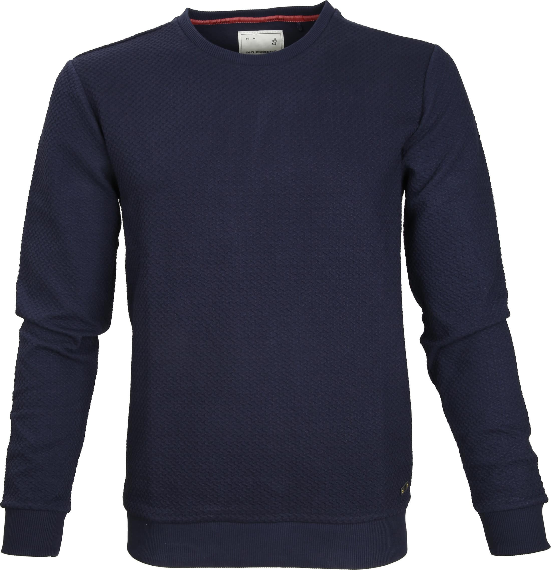 No-Excess Pullover Navy foto 0