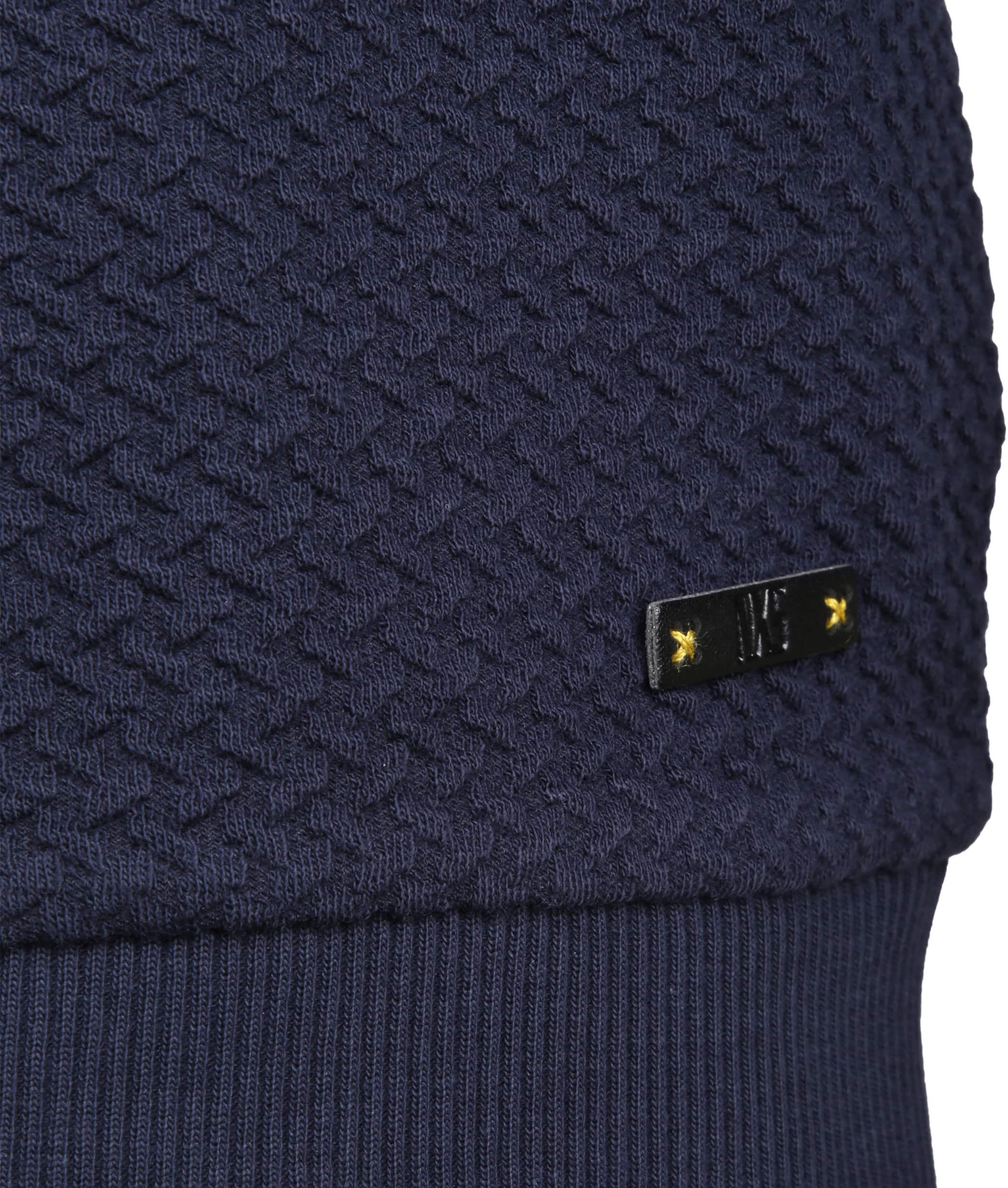 No-Excess Pullover Navy foto 2