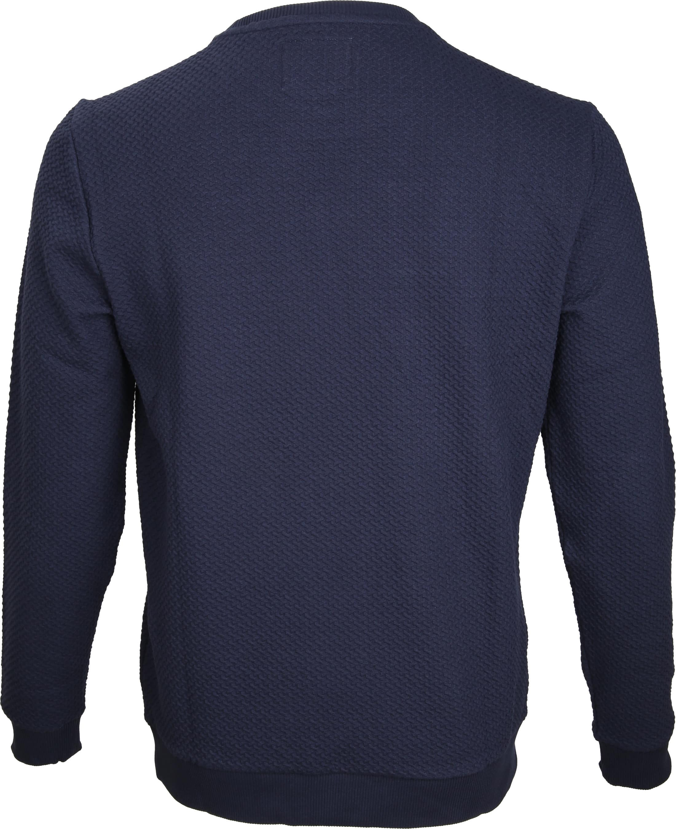 No-Excess Pullover Navy foto 3