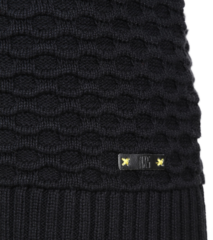 No-Excess Pullover Zwart foto 2