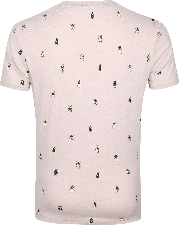 No-Excess T-Shirt Insecten Khaki